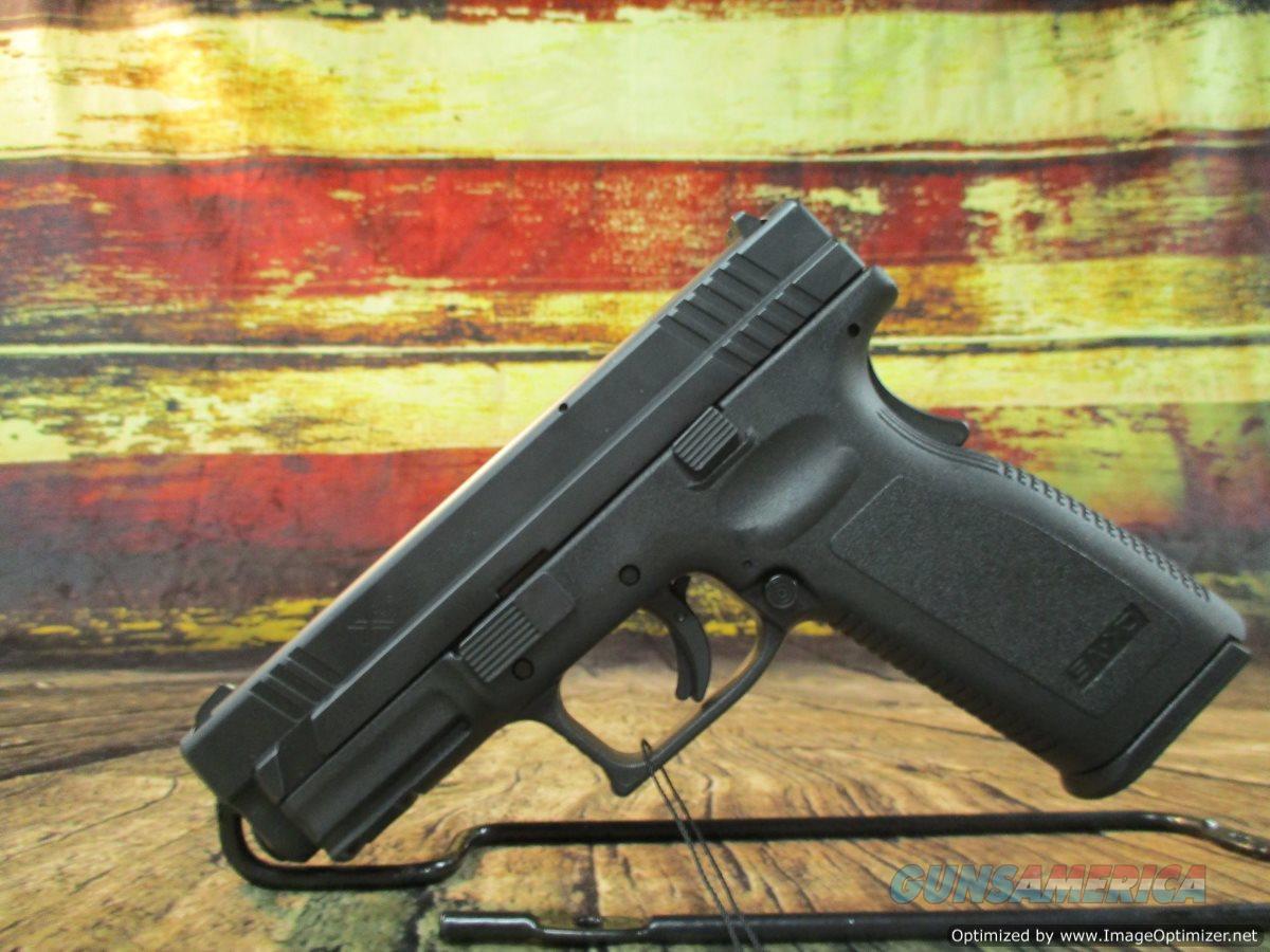 "Springfield XD 4"" Full-Size 45 ACP USED 13 Round (67670)   Guns > Pistols > Springfield Armory Pistols > XD (eXtreme Duty)"