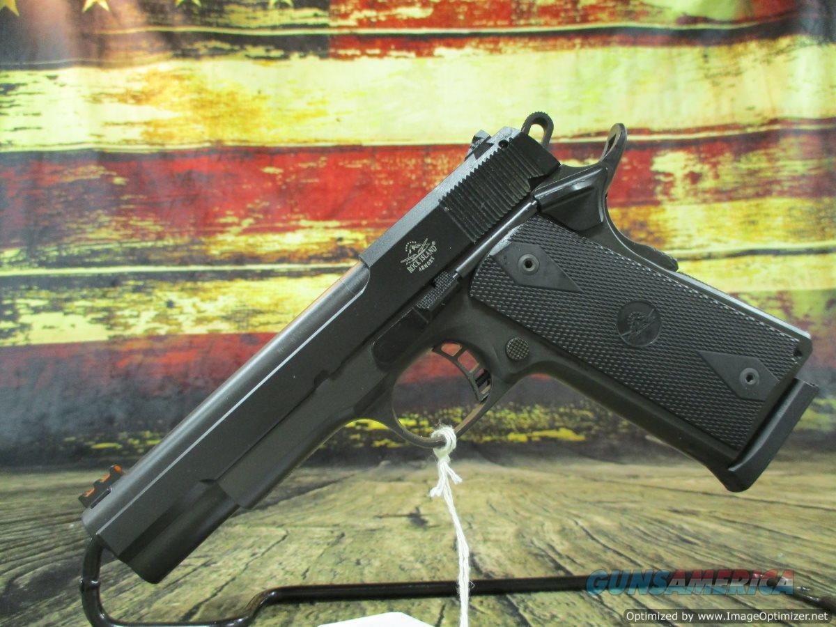 "Rock Island Armory M1911-A1 XT22 22 Mag 5"" New 14+1 (51996)  Guns > Pistols > Rock Island Armory Pistols > Rock Island"