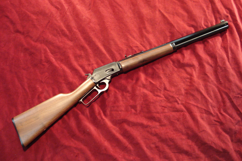 Marlin 1894cb cowboy 44mag octagon barrel blue new guns gt rifles