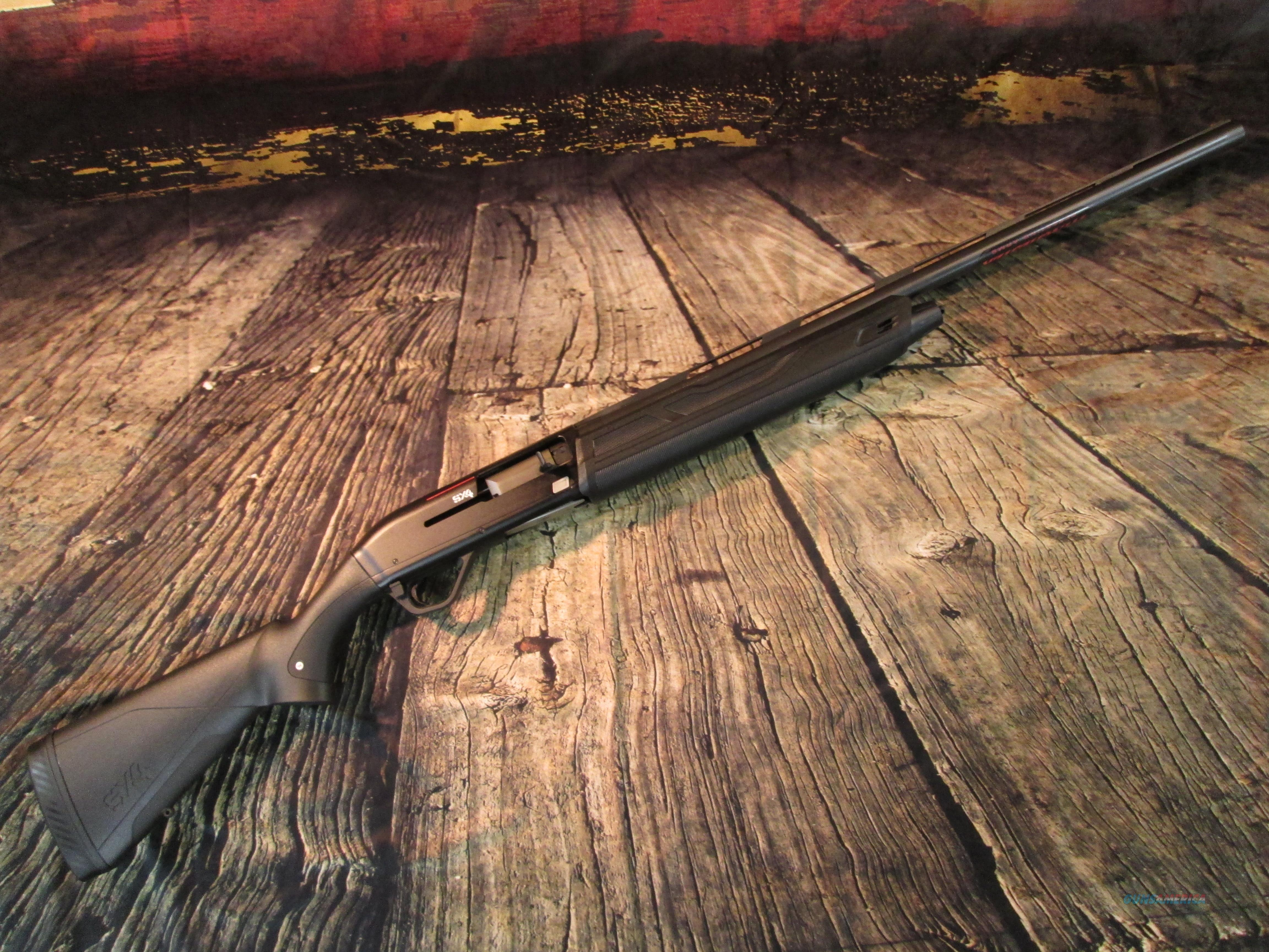 "WINCHESTER SX4 SYNTHETIC 12G 26"" BARREL 3""  (511205391)   Guns > Shotguns > Winchester Shotguns - Modern > Autoloaders > Hunting"