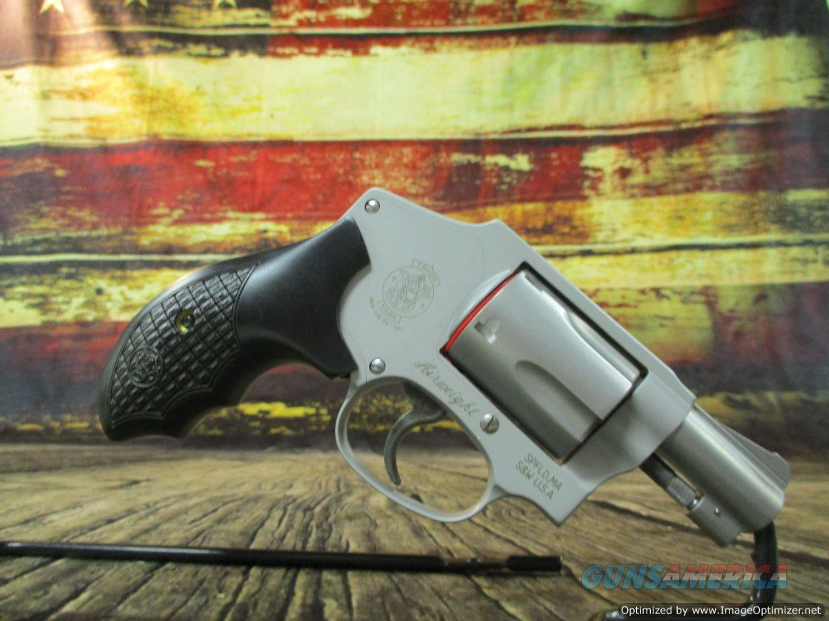 Smith & Wesson 642 Deluxe 38 sp Croc Testured Grip Lipsey's Exclusive (150957)  Guns > Pistols > Smith & Wesson Revolvers > Small Frame ( J )