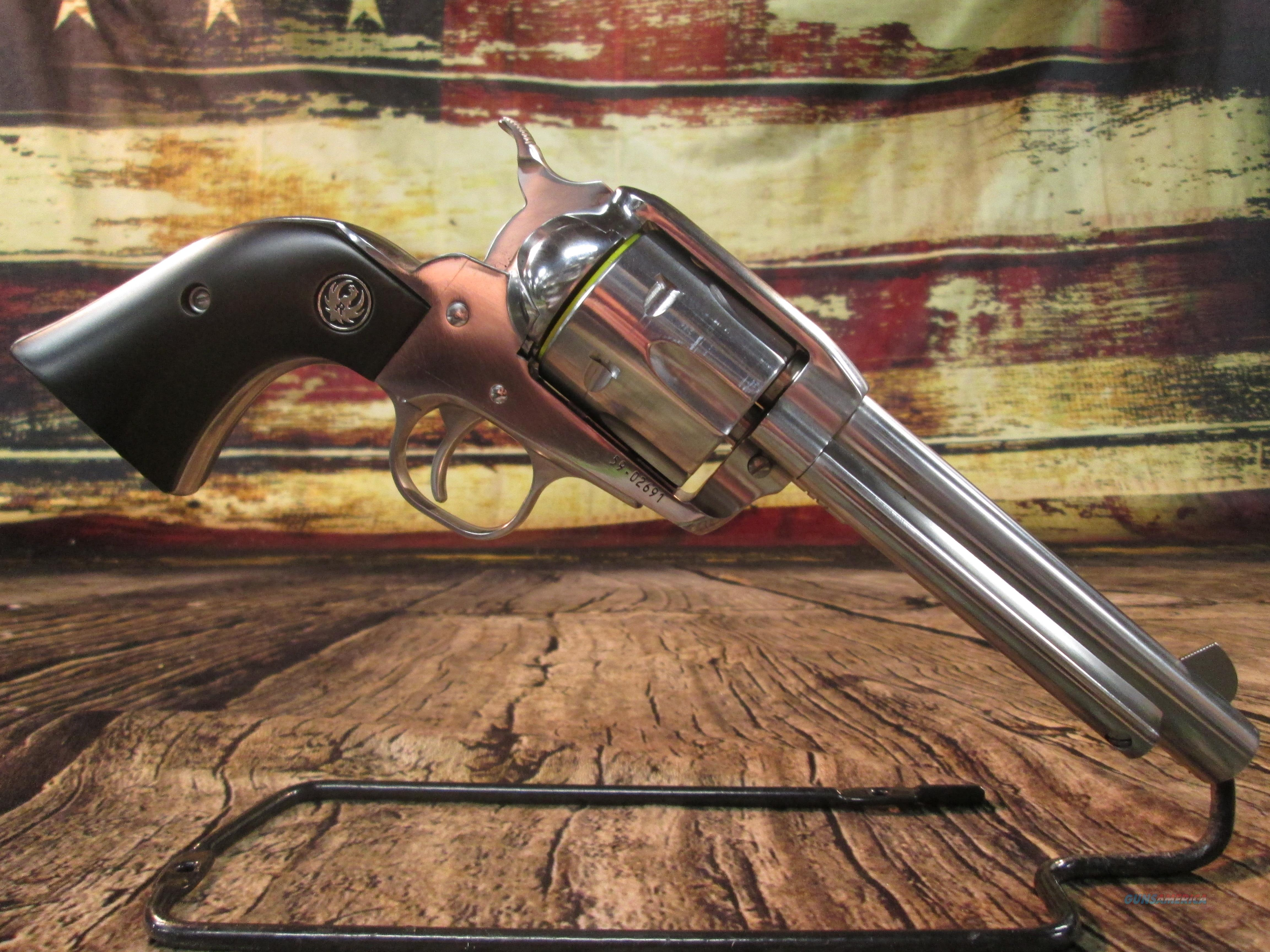 RUGER VAQUERO 44MAG TALO EXCLUSIVE NEW (10597)  Guns > Pistols > Ruger Single Action Revolvers > Cowboy Action