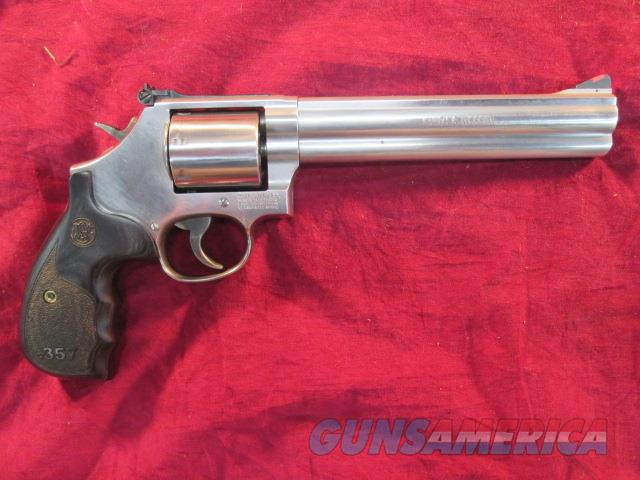 SMITH AND WESSON MODEL 686 TALO EDITION 3-5-7 MAGNUM SERIES NEW  (150855)    Guns > Pistols > Smith & Wesson Revolvers > Full Frame Revolver