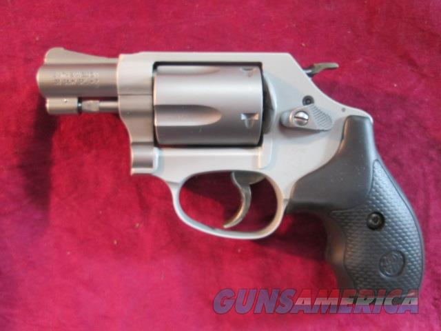 SMITH AND WESSON MODEL 637 AIR-WEIGHT 38+P CAL NEW    (163050)   Guns > Pistols > Smith & Wesson Revolvers > Pocket Pistols