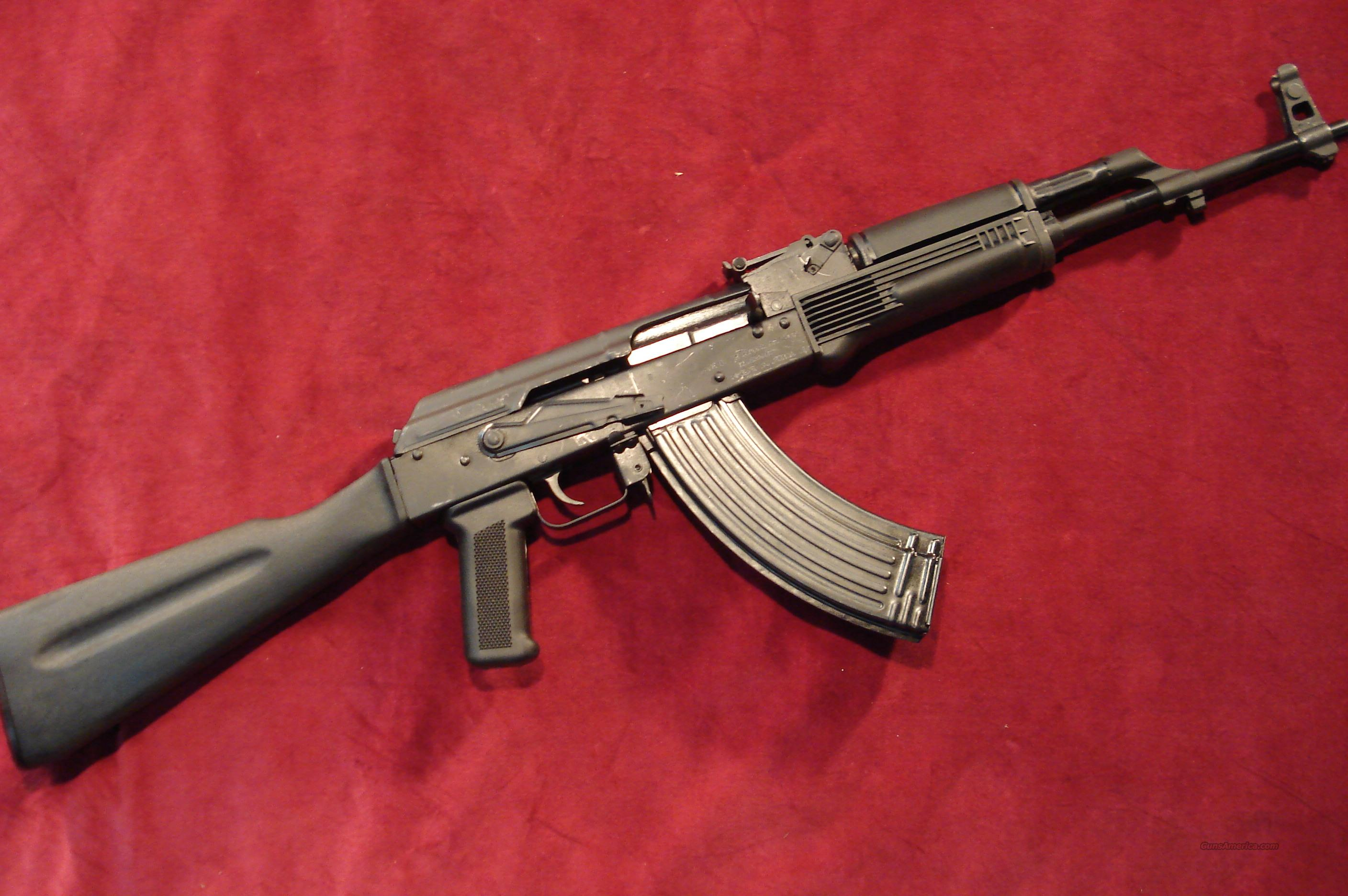ROMANIAN AK 7.62X39 SYNTHETIC USED  Guns > Rifles > AK-47 Rifles (and copies) > Full Stock