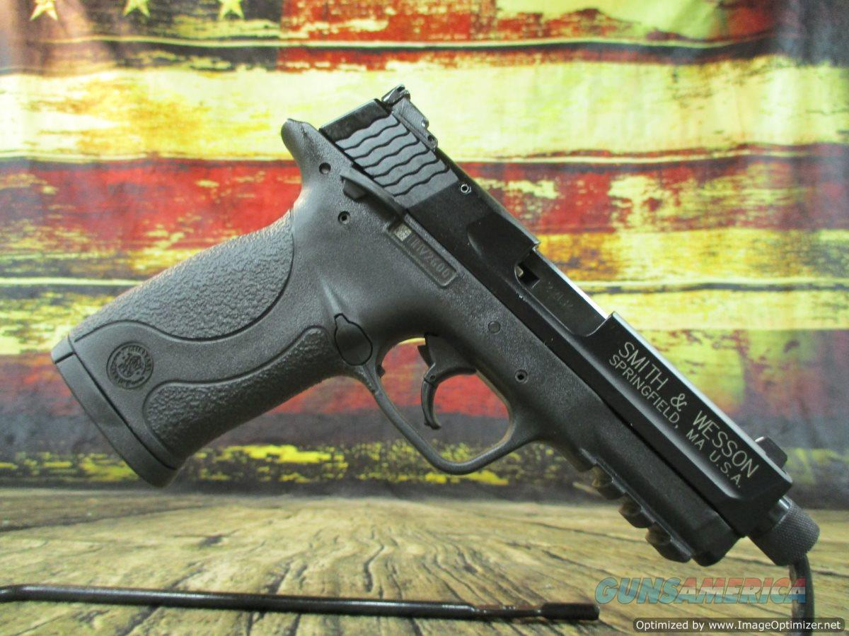 "Smith & Wesson 22 LR M&P 22 Compact 3.6"" Threaded Used as new (67432)  Guns > Pistols > Smith & Wesson Pistols - Autos > .22 Autos"