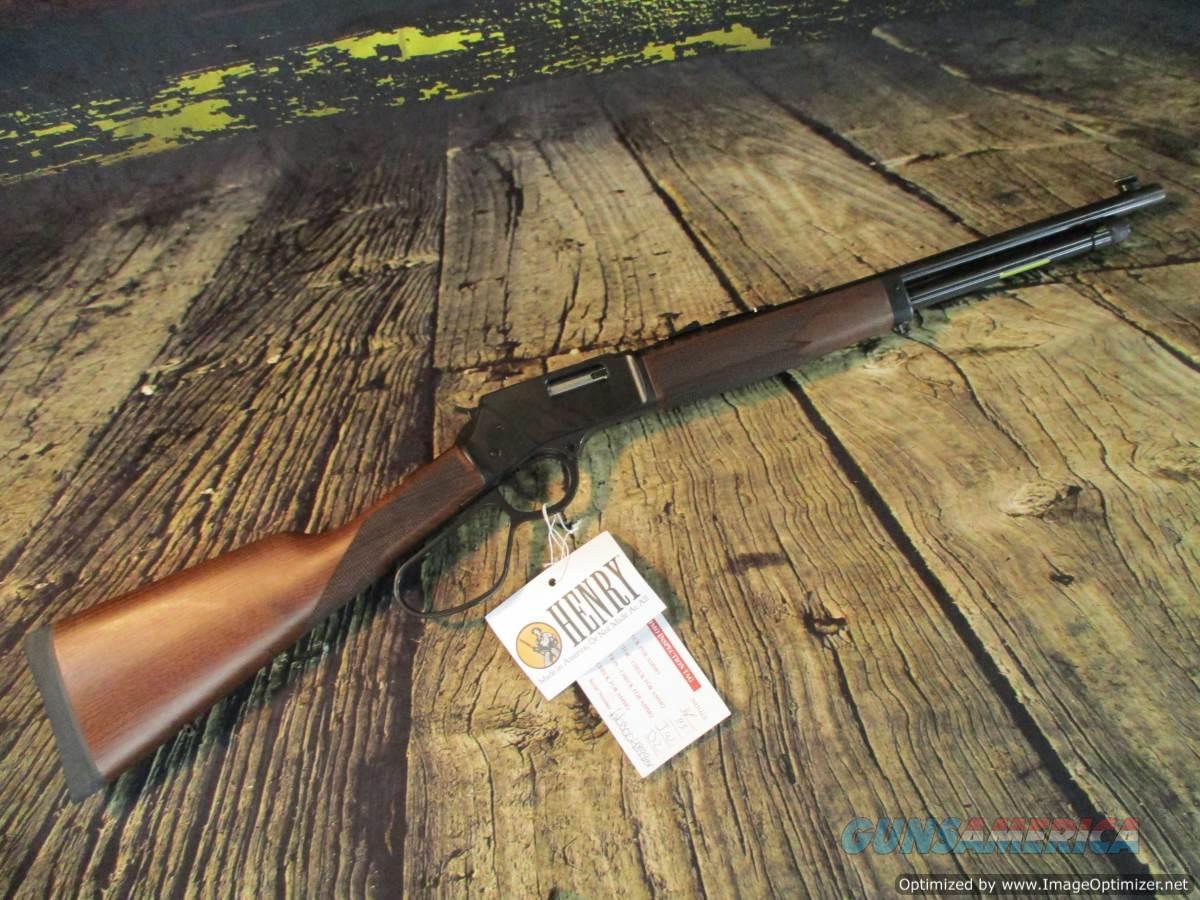 "Henry 357 Mag. Big Boy Steel 16.5"" New (H012MR)  Guns > Rifles > Henry Rifle Company"