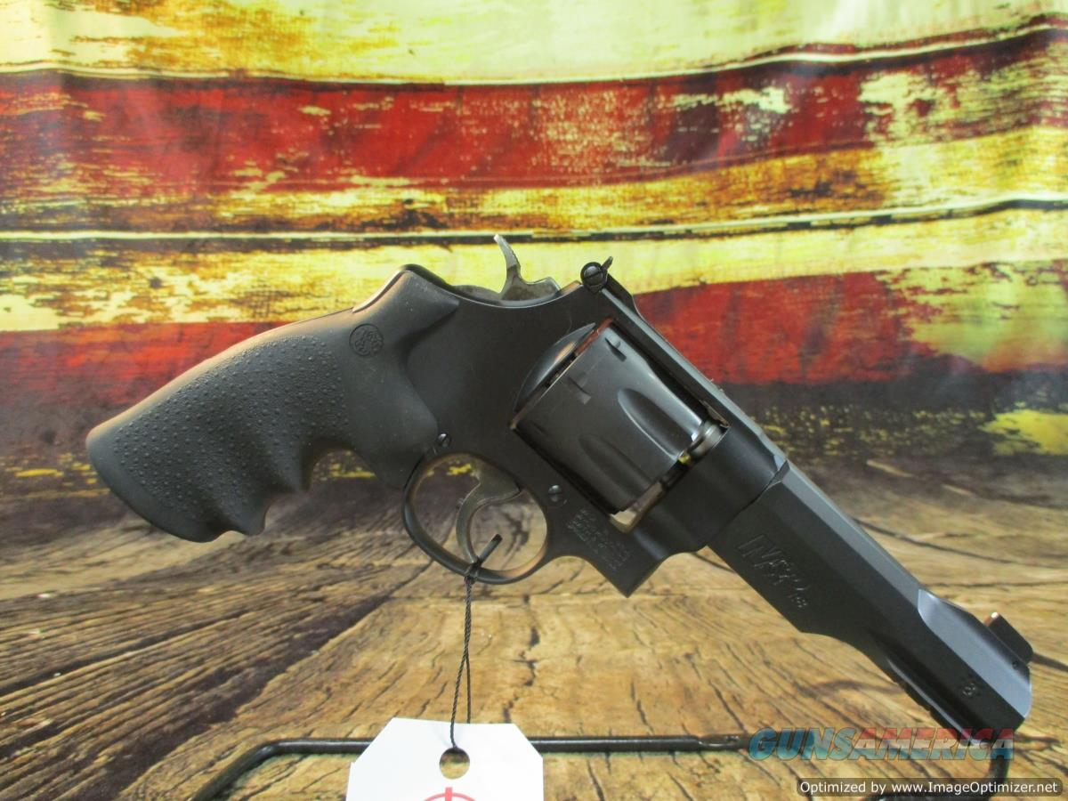 "Smith & Wesson 357 Mag Model 327 M&P R8 Performance Center 5"" New (170292)  Guns > Pistols > Smith & Wesson Revolvers > Med. Frame ( K/L )"