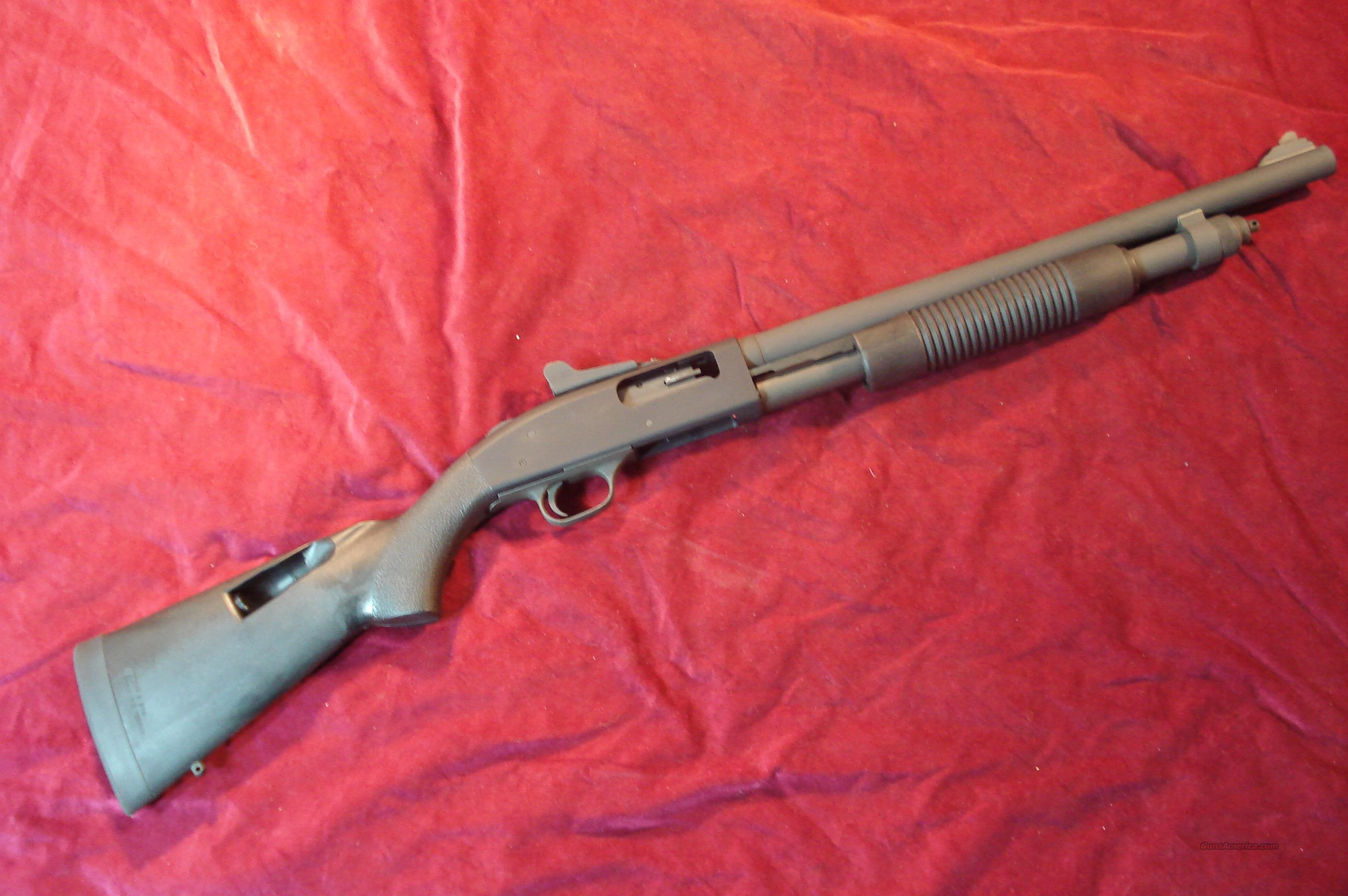 Mossberg A  Shot Ghost Ring