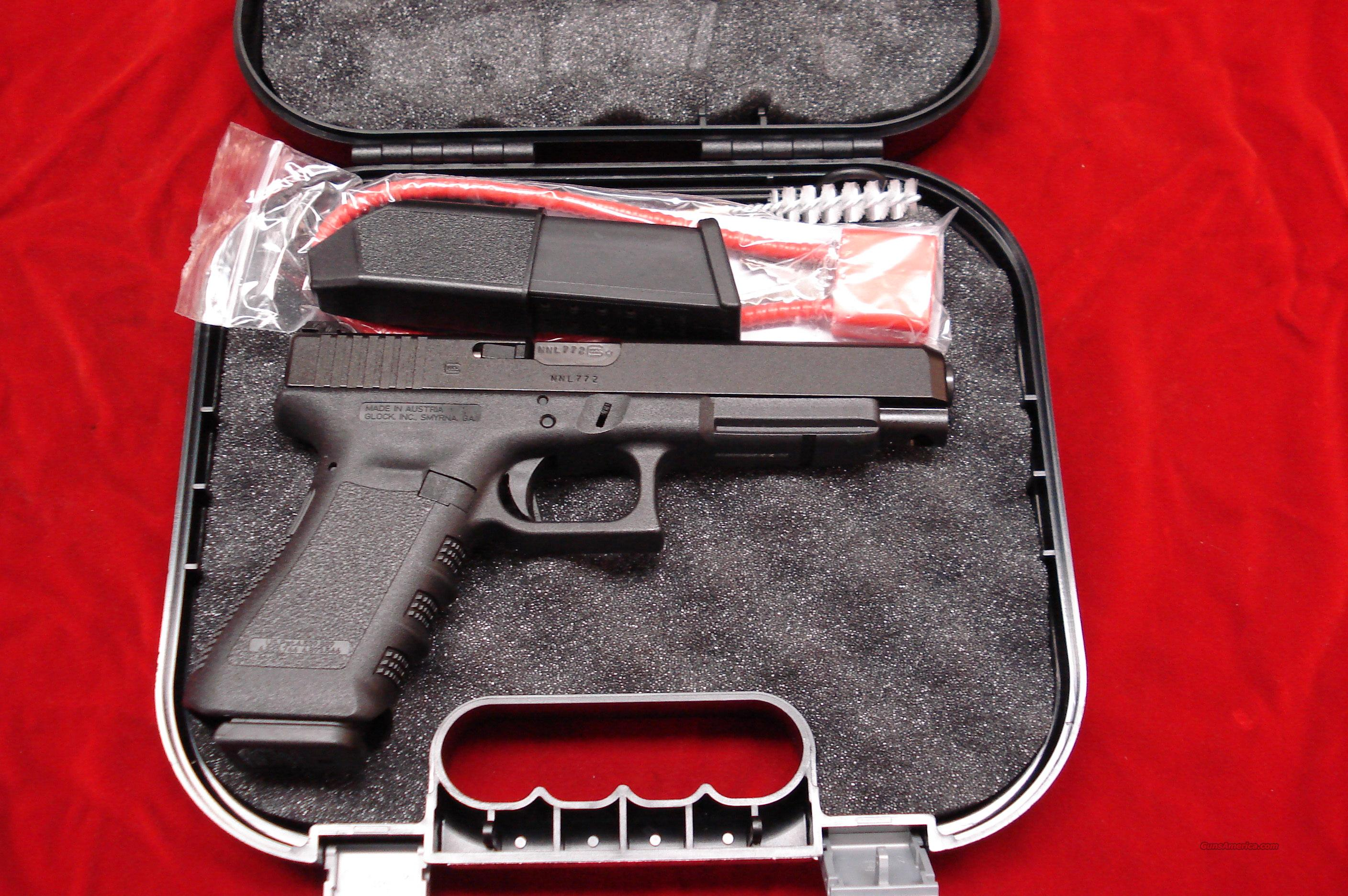 Glock Model 34 9mm Tactical Practical New For Sale