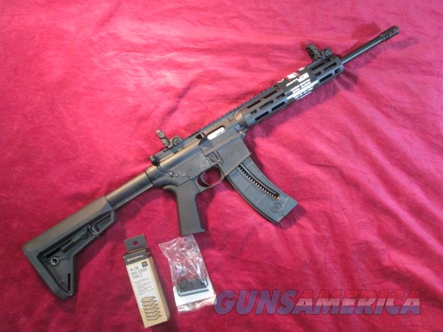 SMITH AND WESSON M&P 22 SPORT MAGPUL SL 22LR NEW   Guns > Rifles > Smith & Wesson Rifles > M&P