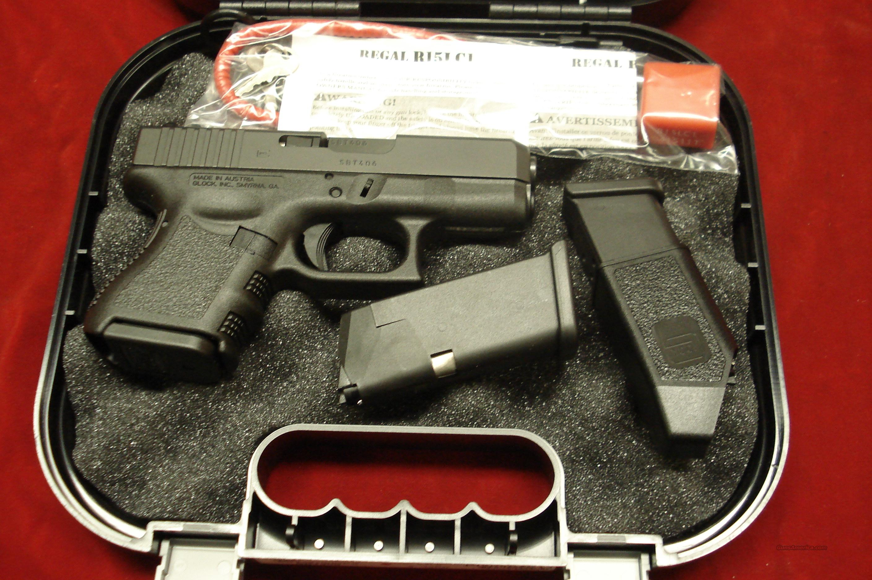 GLOCK MODEL 26 9MM GENIII W/3 MAGAZINES NEW   Guns > Pistols > Glock Pistols > 26/27