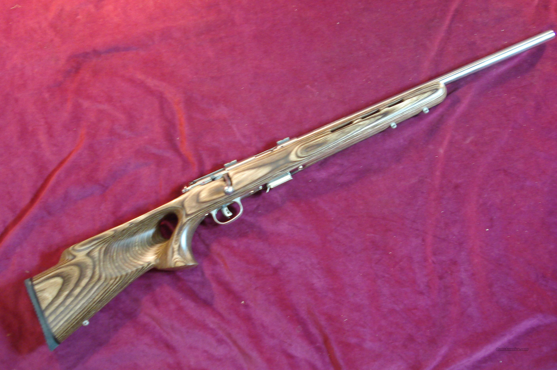 Savage 22 Magnum Stainless Laminate Thumbhole N For Sale