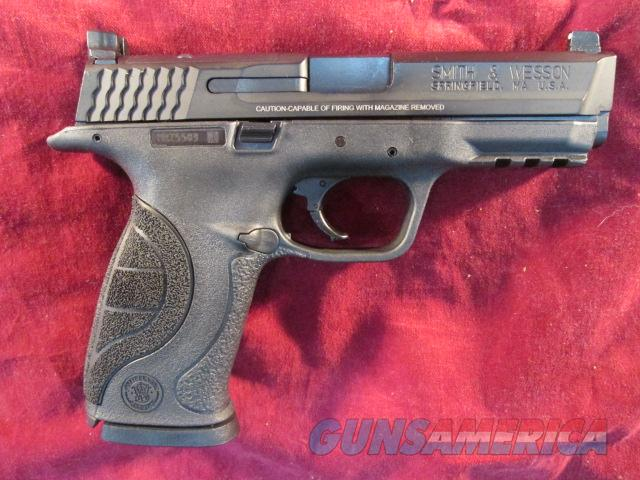 Smith and wesson m p pro core 9mm new for M p ported core 9mm
