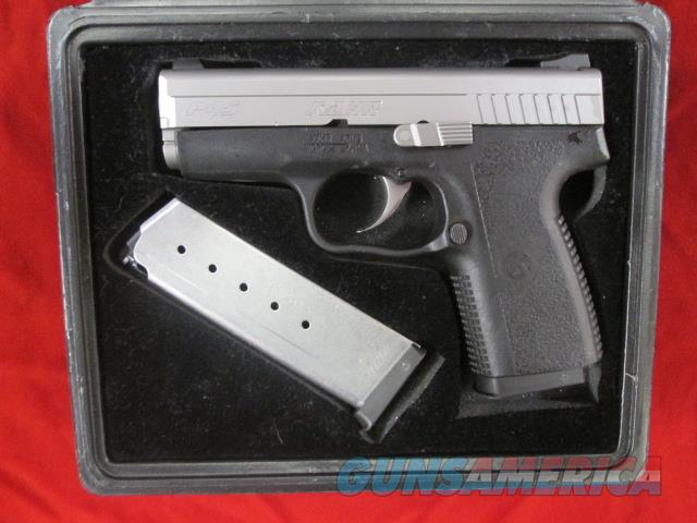 KAHR ARMS KP45 W/ NIGHT SIGHTS USED  Guns > Pistols > Kahr Pistols
