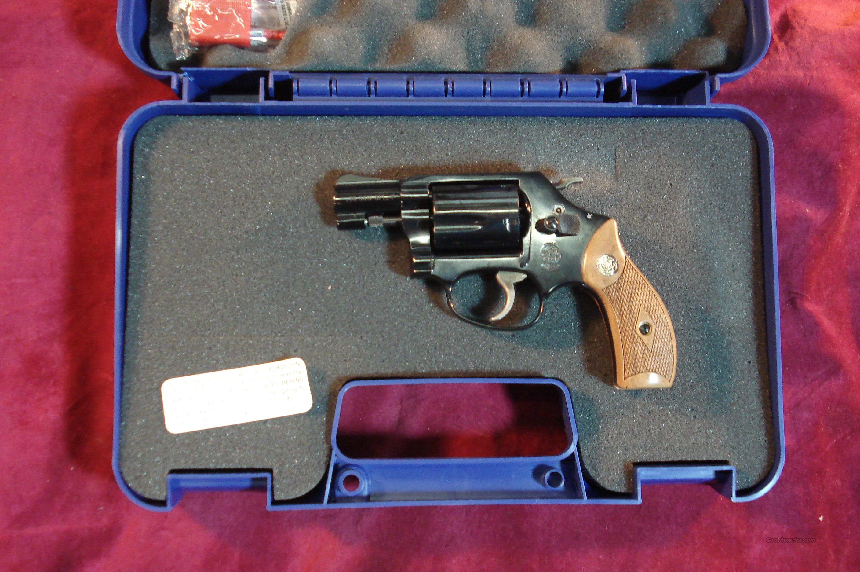SMITH AND WESSON MODEL 36 CLASSIC 38SPL. NEW   (150184)   Guns > Pistols > Smith & Wesson Revolvers > Pocket Pistols