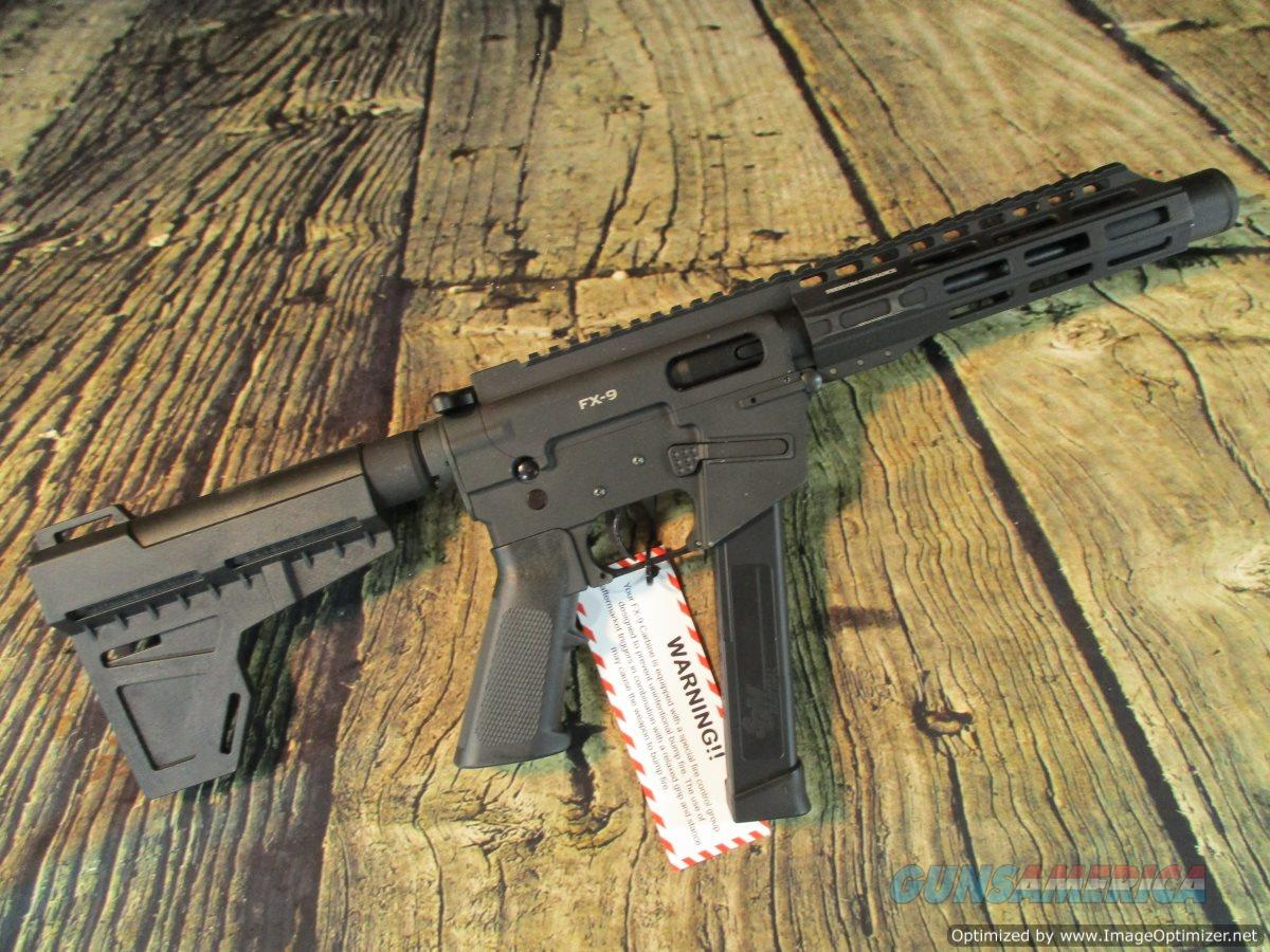 "Freedom Ordnance FX-9 Tactical AR Pistol 33+1 8.25"" NEW (FX9P8)   Guns > Pistols > Freedom Ordnance Pistols"