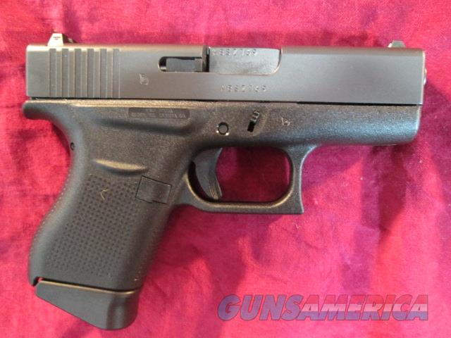 GLOCK 43 9MM USA MADE NEW  (UI4350201)   Guns > Pistols > Glock Pistols > 43/43X