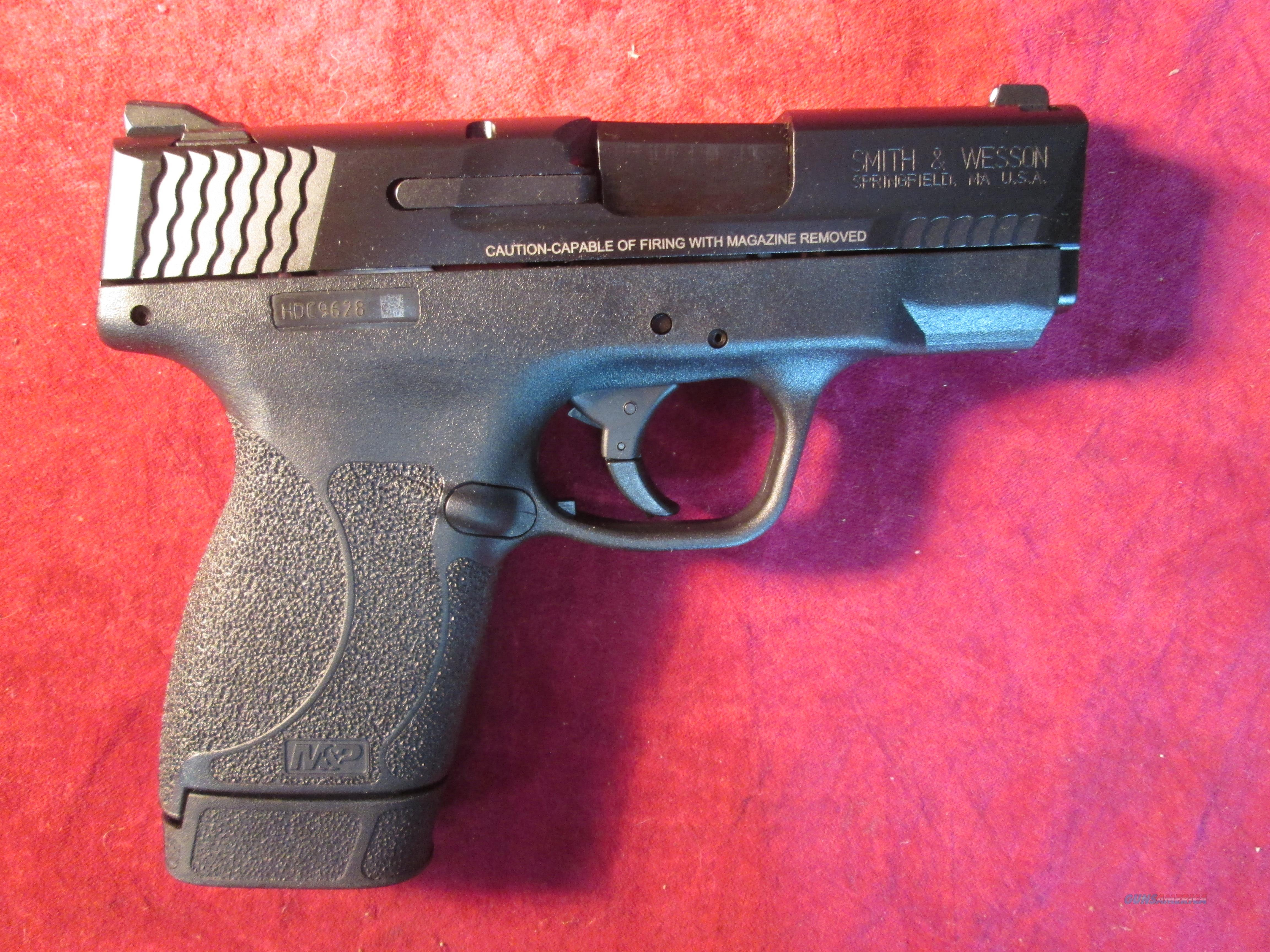 SMITH AND WESSON M&P SHIELD 45ACP W/ NO SAFETY NEW (11531)   Guns > Pistols > Smith & Wesson Pistols - Autos > Polymer Frame