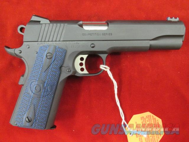 COLT COMPETITION PISTOL 45ACP GOVERNMENT MODEL NEW  (O1980CCS)  {{{ FACTORY MAIL IN REBATE OFFER }}}  Guns > Pistols > Colt Automatic Pistols (1911 & Var)