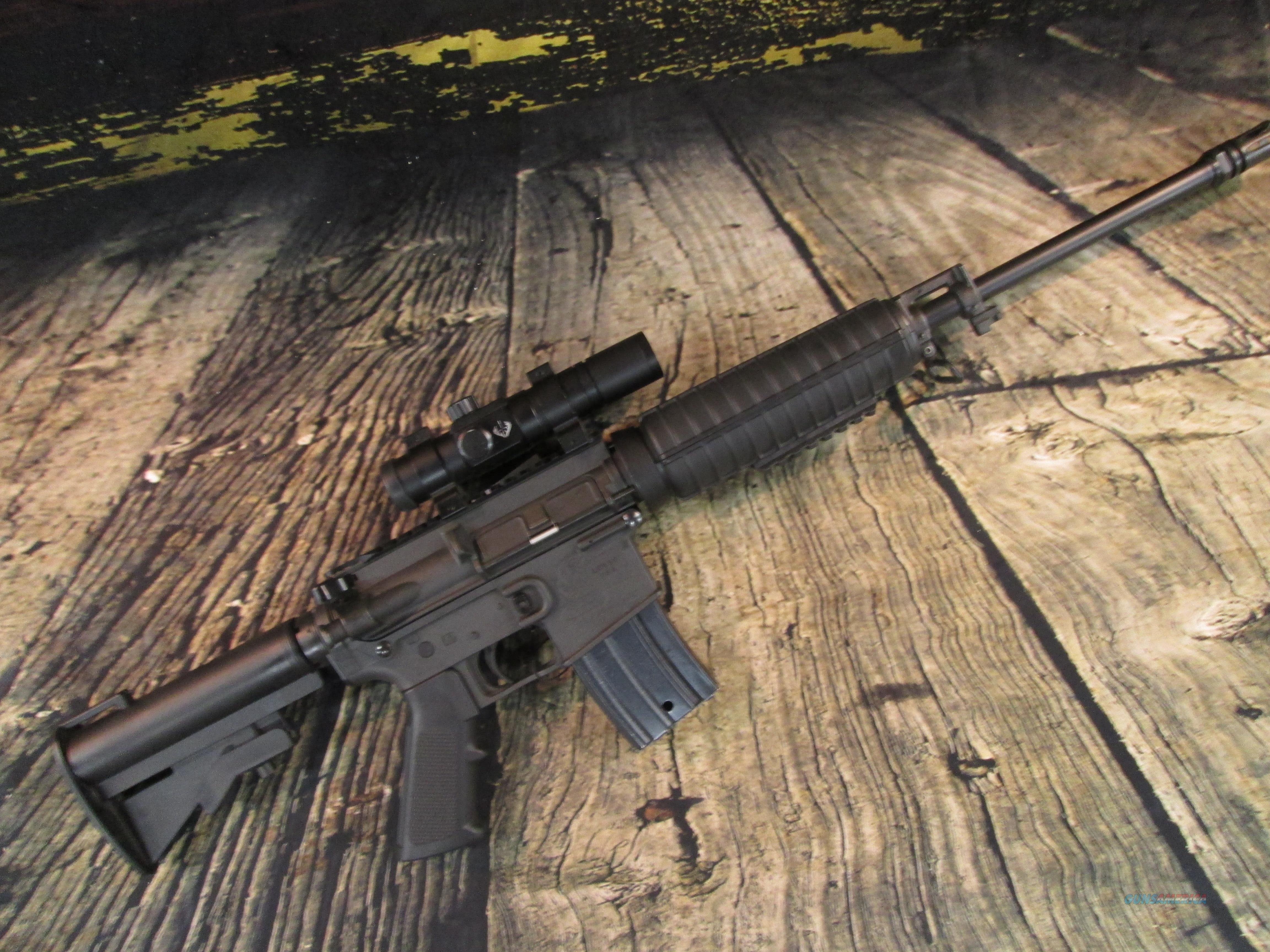 Bushmaster Carbon 15 AR-15 223/5.56 Used (65055)  Guns > Rifles > Bushmaster Rifles > Complete Rifles