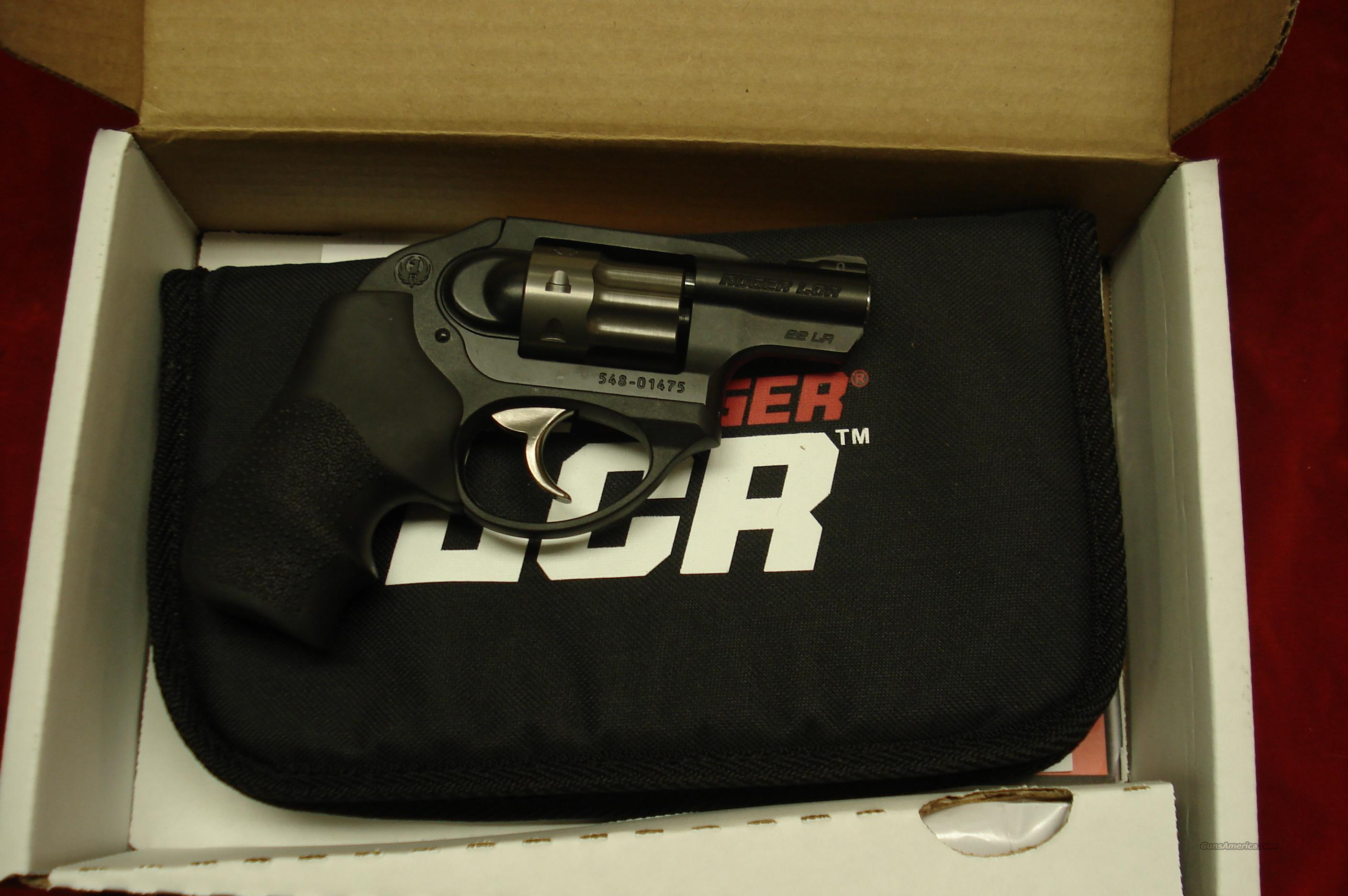 RUGER LCR 22LR CAL. NEW (LCR-22)    (05410)   Guns > Pistols > Ruger Double Action Revolver > SP101 Type