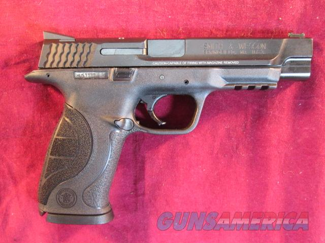 SMITH AND WESSON M&P PRO SERIES 9MM HIGH/CAP NEW  (178010)   Guns > Pistols > Smith & Wesson Pistols - Autos > Polymer Frame