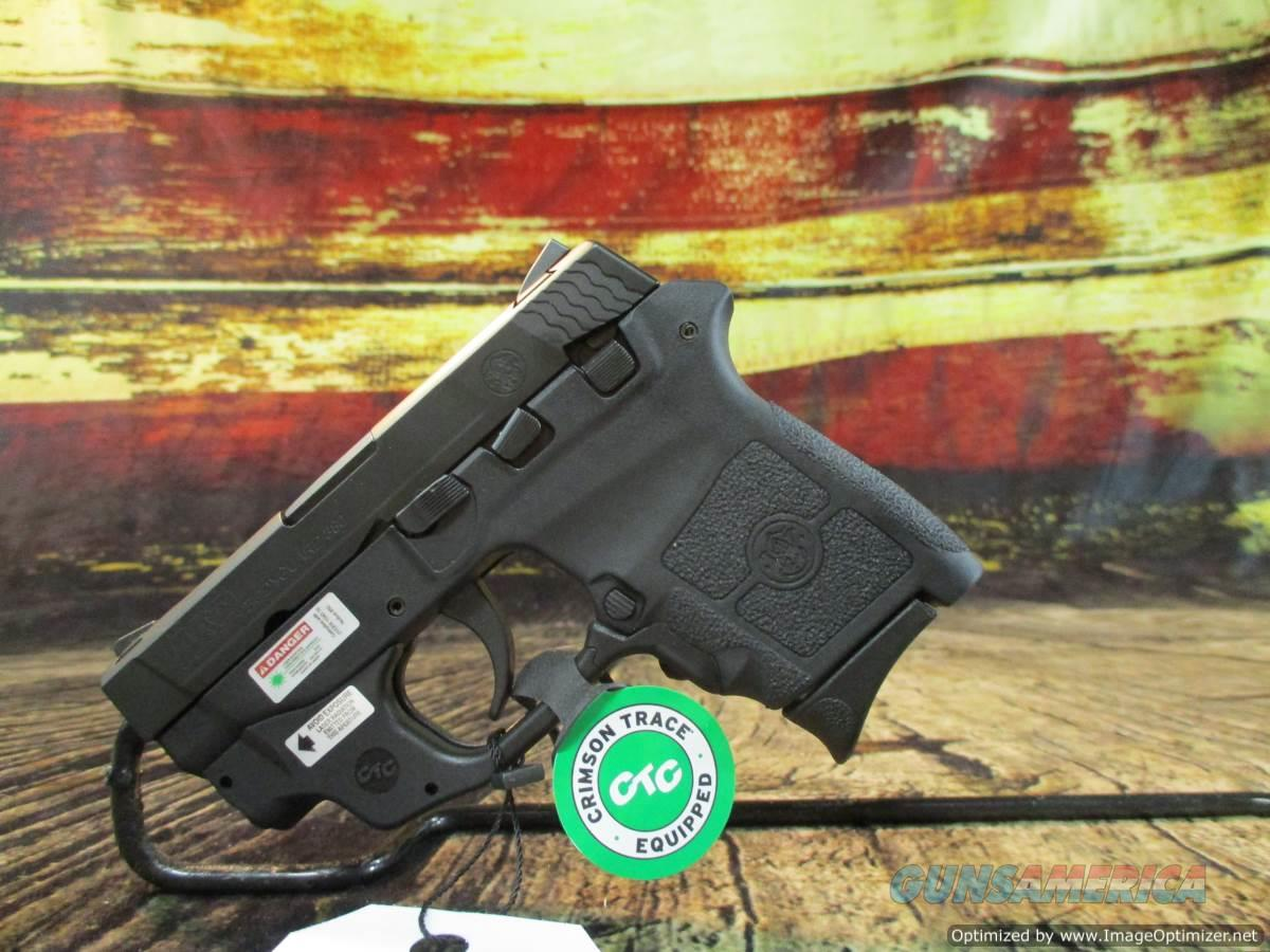 Smith & Wesson 380 ACP M&P Bodyguard W/ Crimson Trace New (10178)   Guns > Pistols > Smith & Wesson Pistols - Autos > Polymer Frame