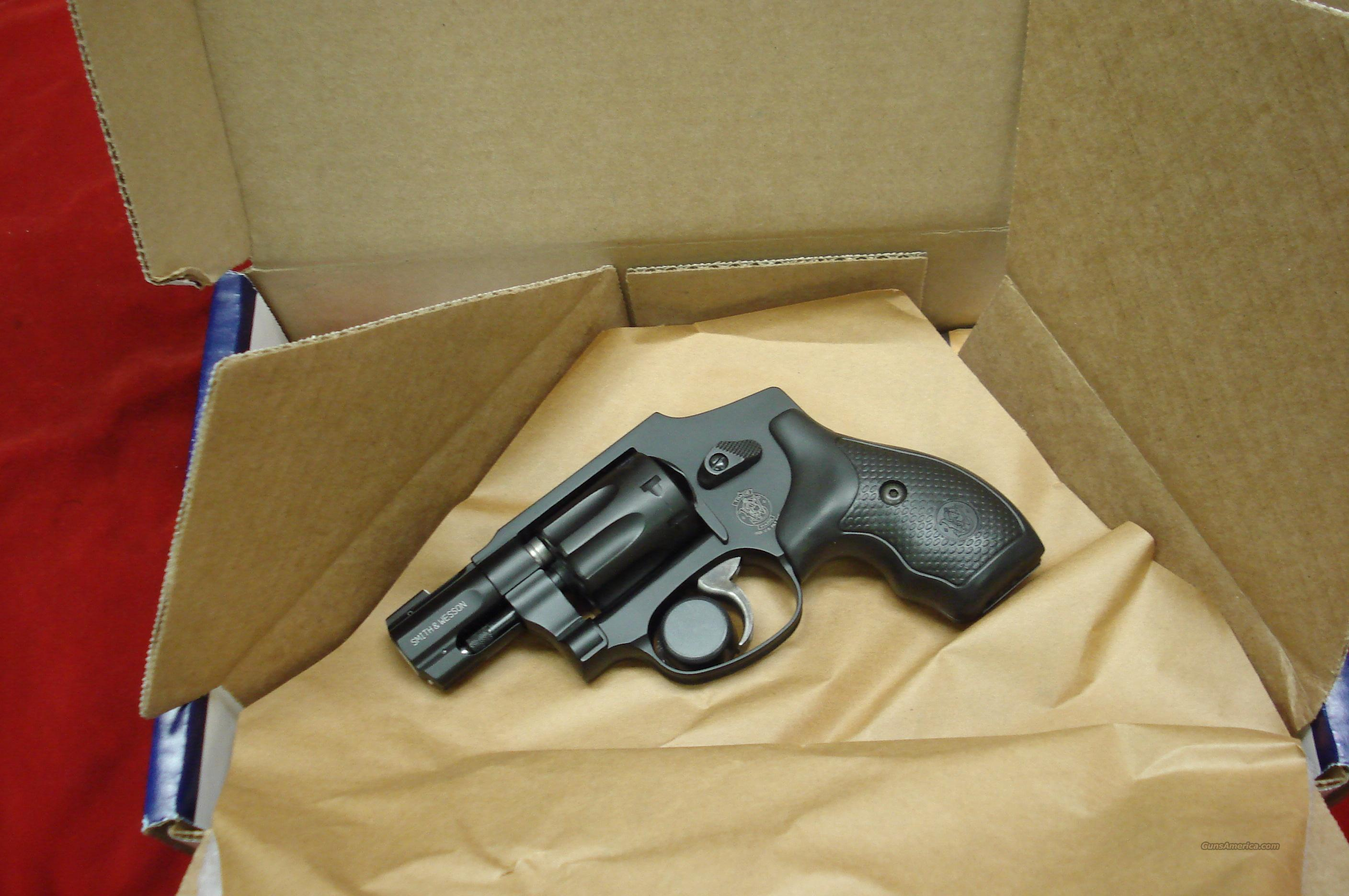 SMITH AND WESSON 43C 22LR. AIRLITE NEW (NO LOCK) (103043)  Guns > Pistols > Smith & Wesson Revolvers > Pocket Pistols