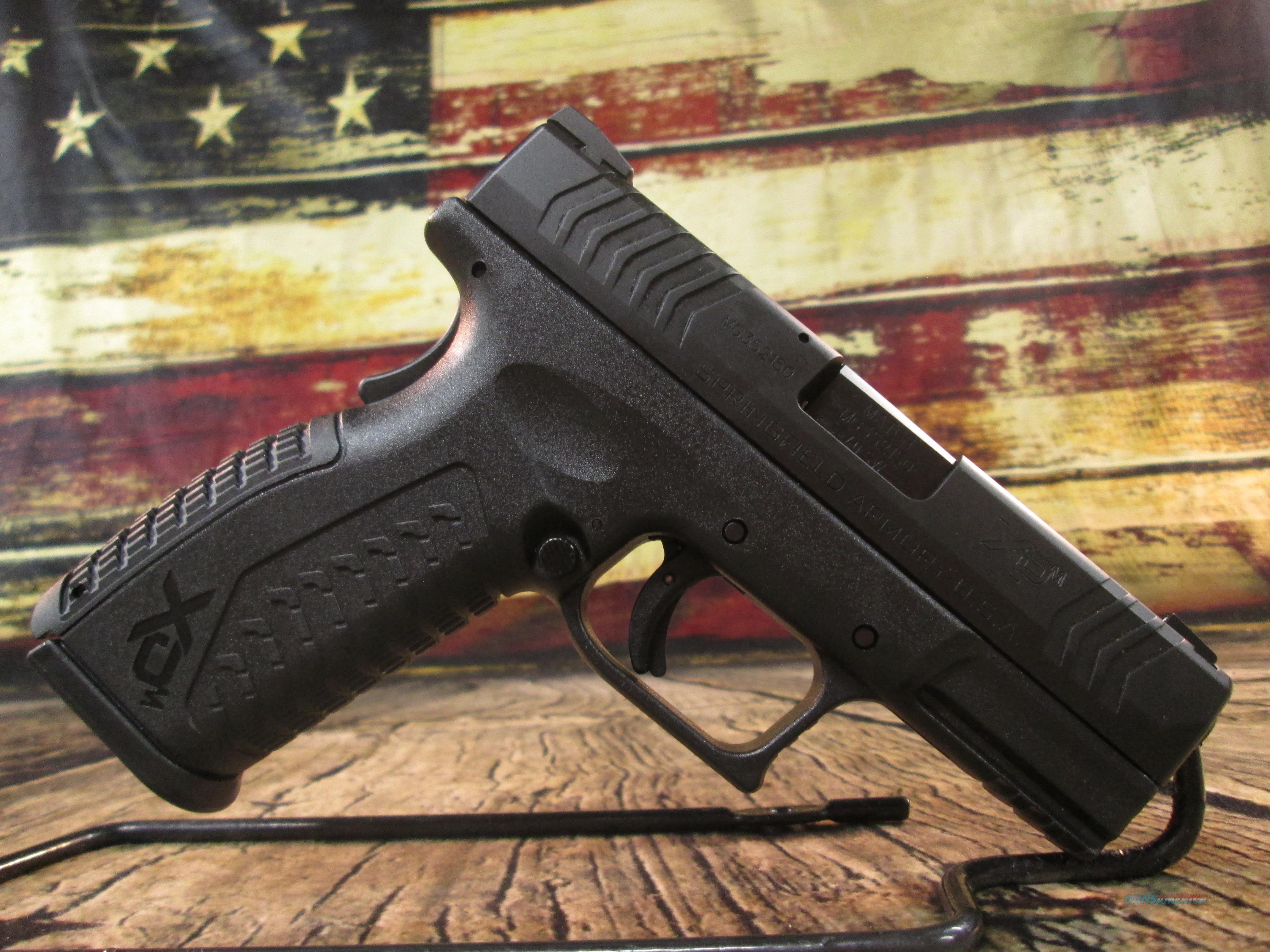 "Springfield Armory 40 S&W XDM 3.8"" (XDM9384BHCE)   Guns > Pistols > Springfield Armory Pistols > XD-M"