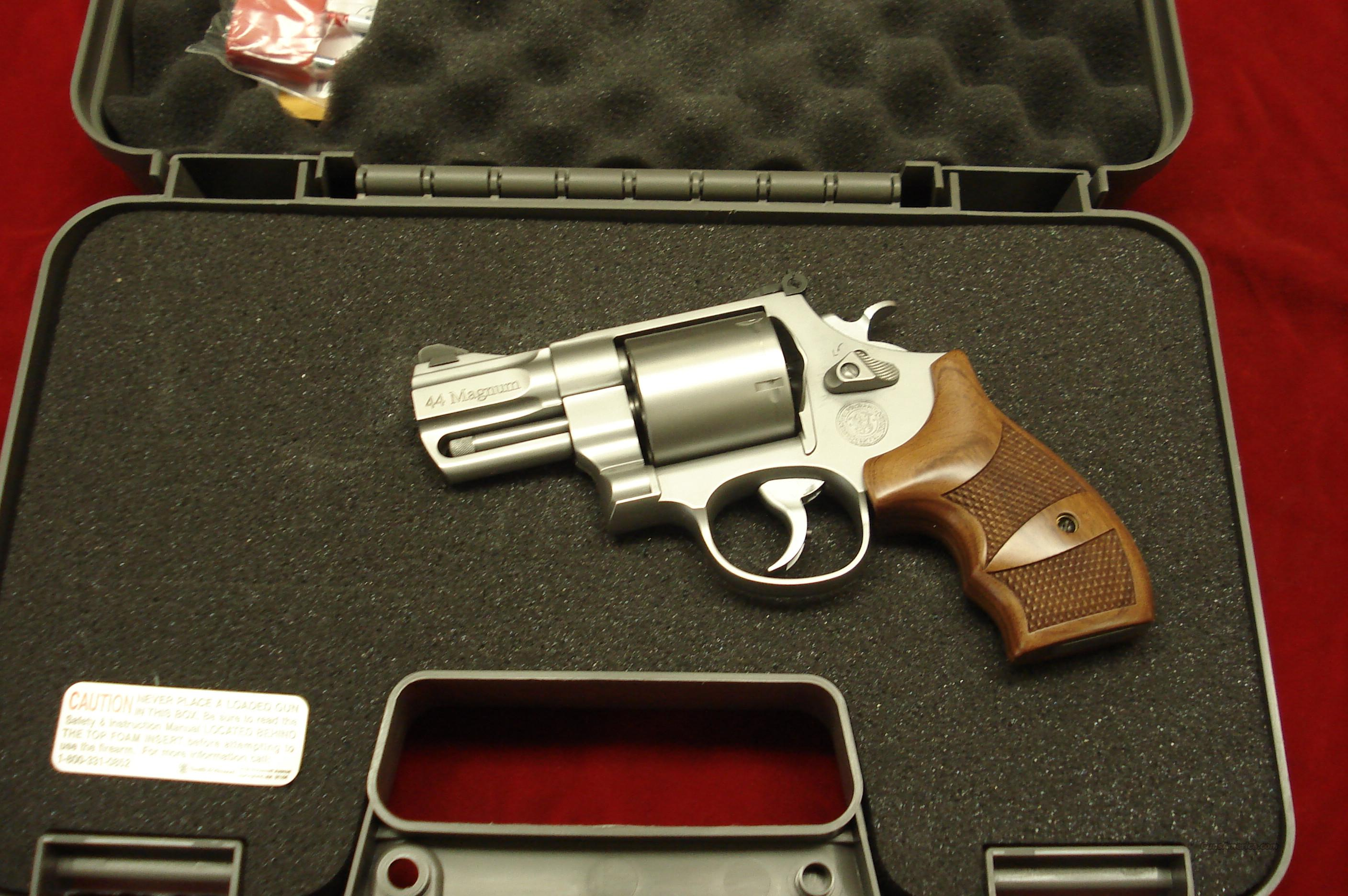 "SMITH AND WESSON PERFORMANCE CENTER MODEL 629  2.625"" 44MAG. NEW   (170135)  Guns > Pistols > Smith & Wesson Revolvers > Performance Center"