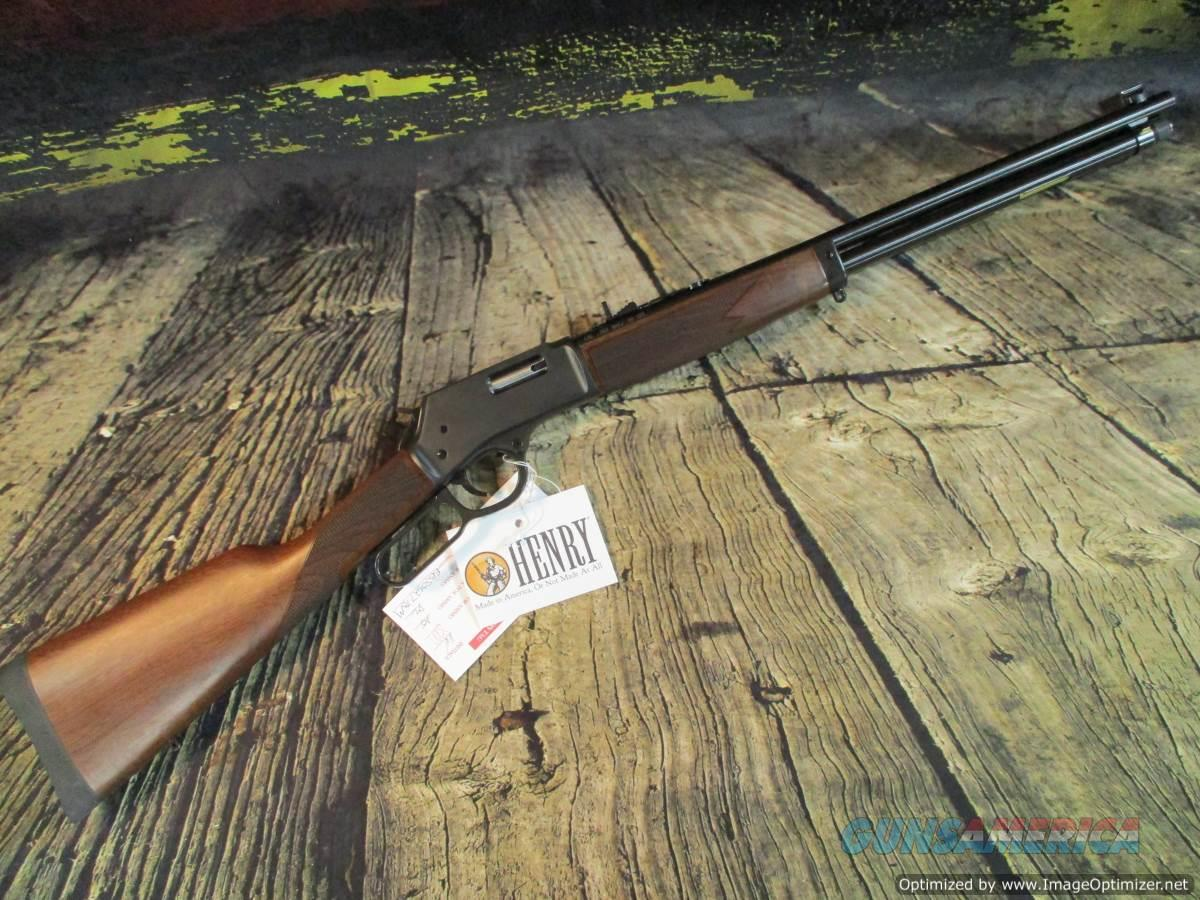 "Henry 357 Mag. Steel Lever Action 20"" New (H012M)  Guns > Rifles > Henry Rifle Company"