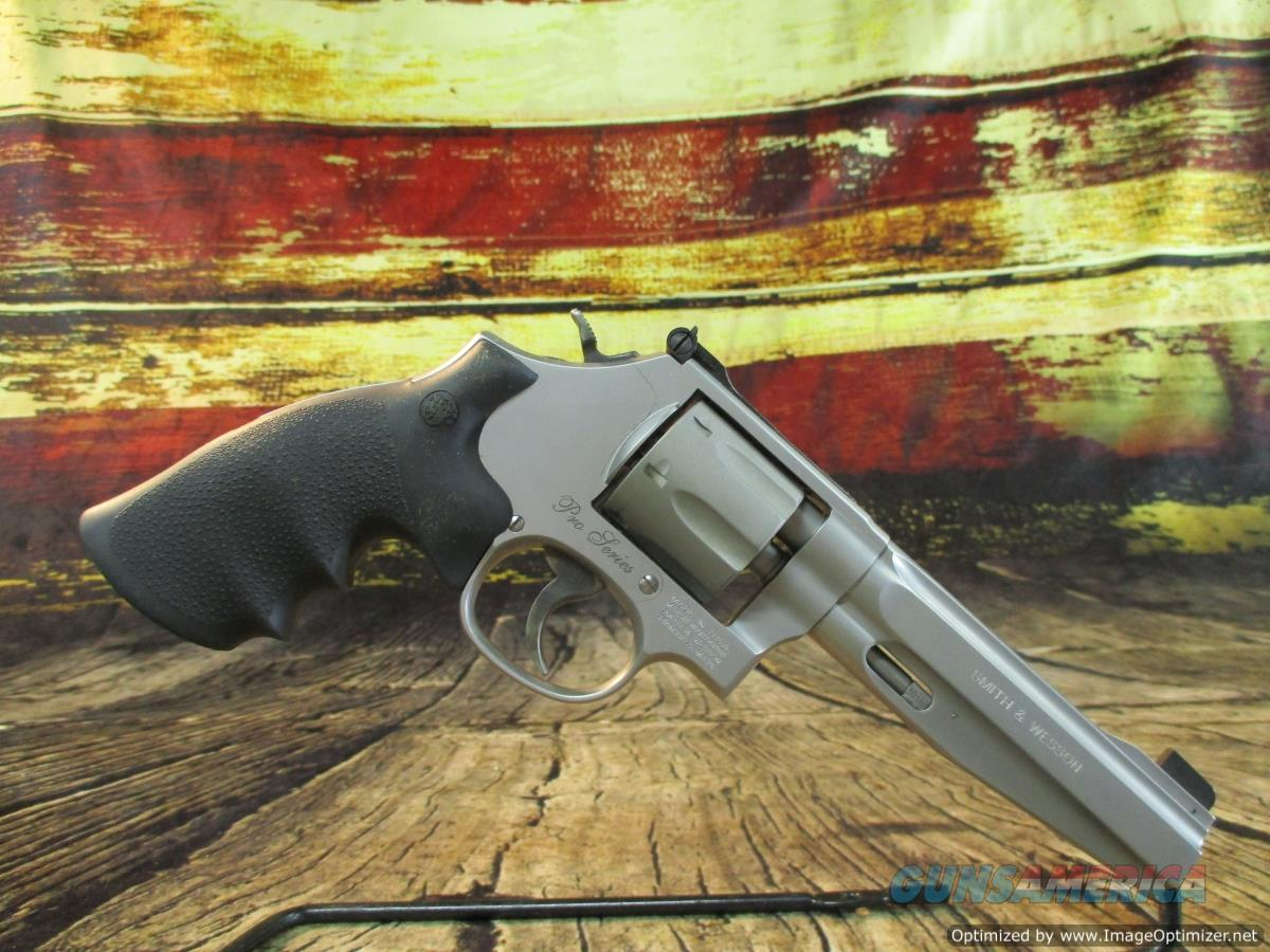 "Smith & Wesson 9MM 986 Performance Center 5"" **Model Closeout Sale!!** New (178055)   Guns > Pistols > Smith & Wesson Revolvers > Med. Frame ( K/L )"