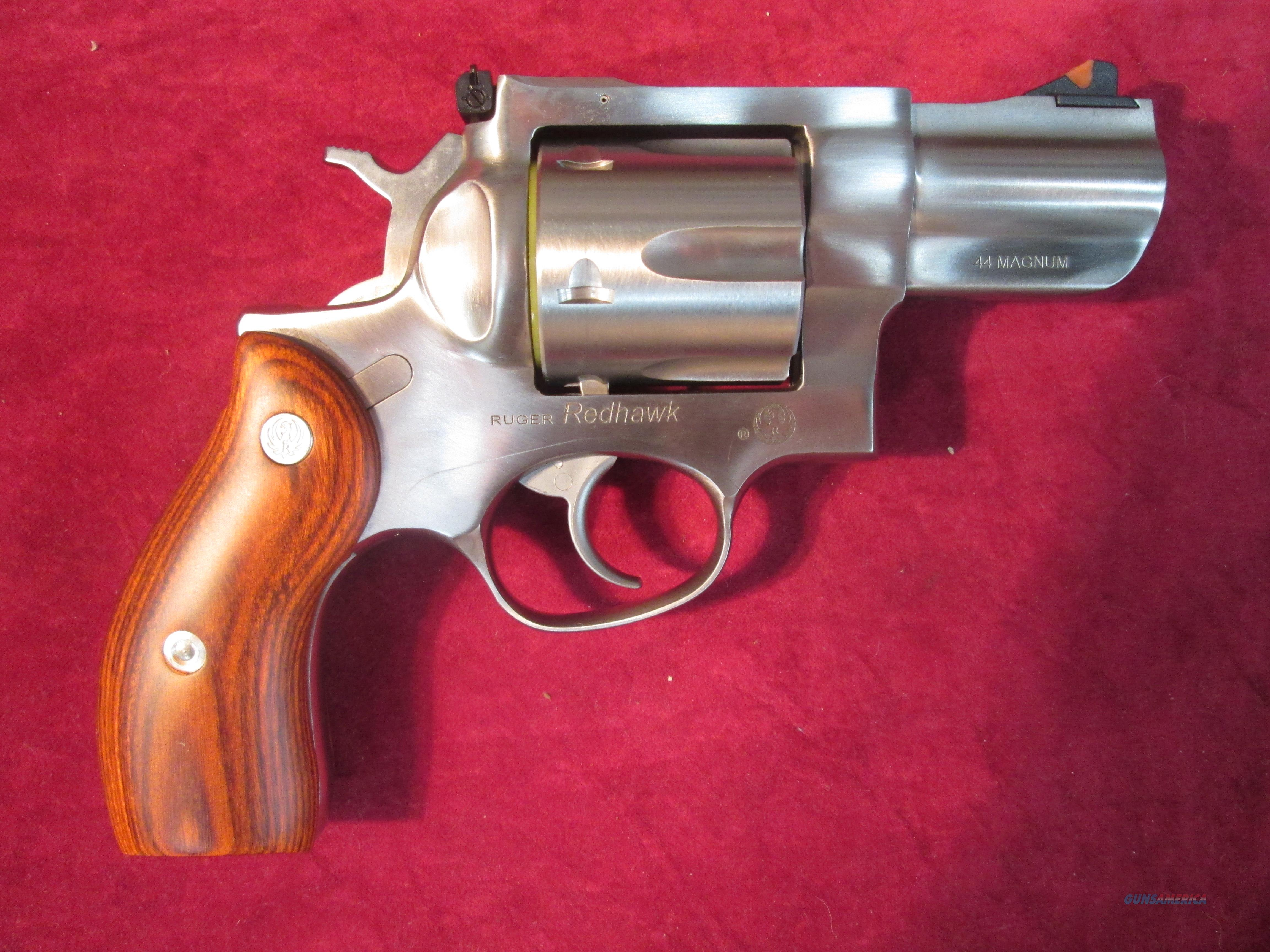 RUGER STAINLESS REDHAWK KODIAK BACKPACKER TALO EDITION 44MAG NEW (05028)   Guns > Pistols > Ruger Double Action Revolver > Redhawk Type