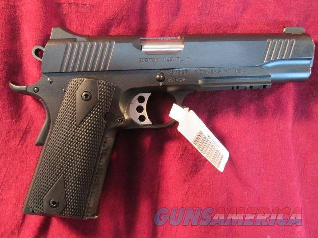 KIMBER CUSTOM TLE/RL II 10MM WITH NIGHT SIGHTS NEW  (3200281)   Guns > Pistols > Kimber of America Pistols