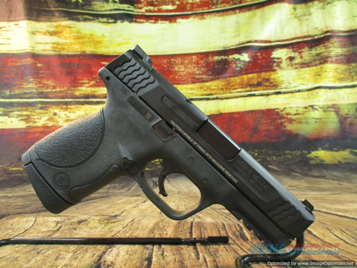 """Smith & Wesson 45 ACP Compact M&P 4"""" No Safety New **Closeout Price** (109308)  Guns > Pistols > Smith & Wesson Pistols - Autos > Polymer Frame"""