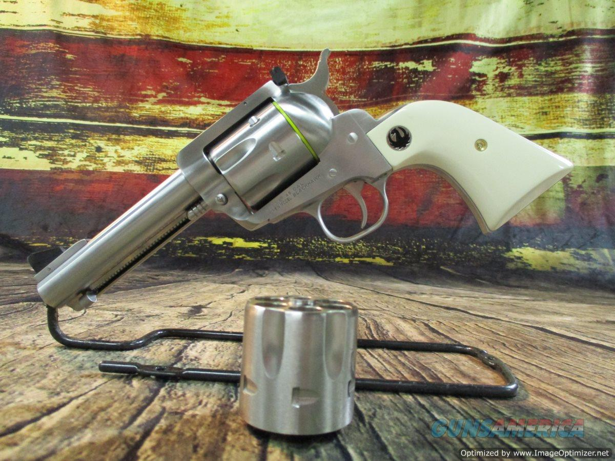 "Ruger 45 Long Colt/45 ACP Blackhawk Convertible NEW 4.62"" (5243)  Guns > Pistols > Ruger Single Action Revolvers > Blackhawk Type"