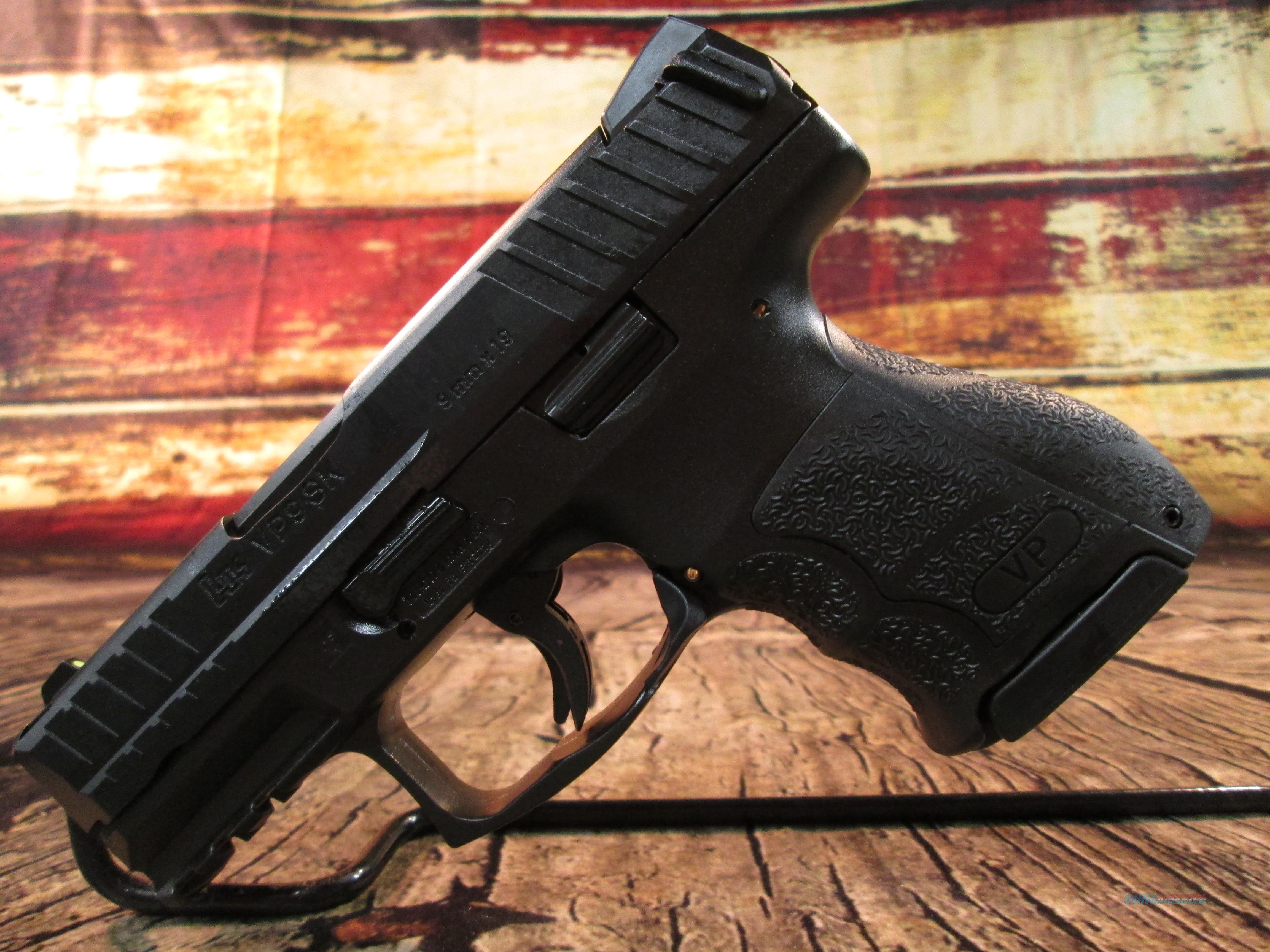 "HK VP9 SK STRIKER FIRED 3.9"" 9MM PISTOL NEW (700009K-A5)  Guns > Pistols > Heckler & Koch Pistols > Polymer Frame"