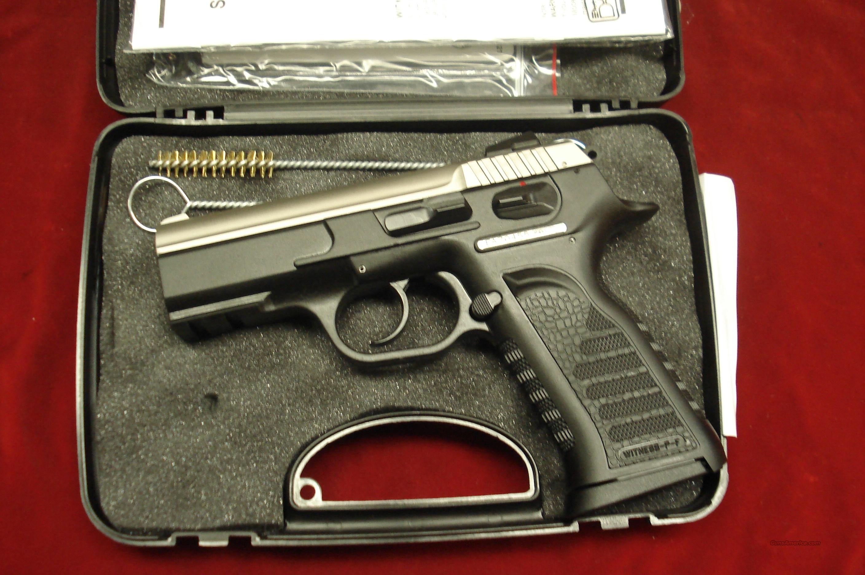 EAA TANFOGLIO WITNESS P.CARRY 45ACP CAL. STAINLESS NEW  (600245)  Guns > Pistols > EAA Pistols > Other