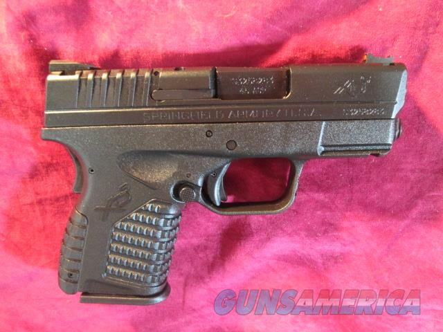 "SPRINGFIELD XDS 45 CAL 3.3"" ESSENTIALS PACKAGE NEW  (XDS93345BE)   Guns > Pistols > Springfield Armory Pistols > XD-S"