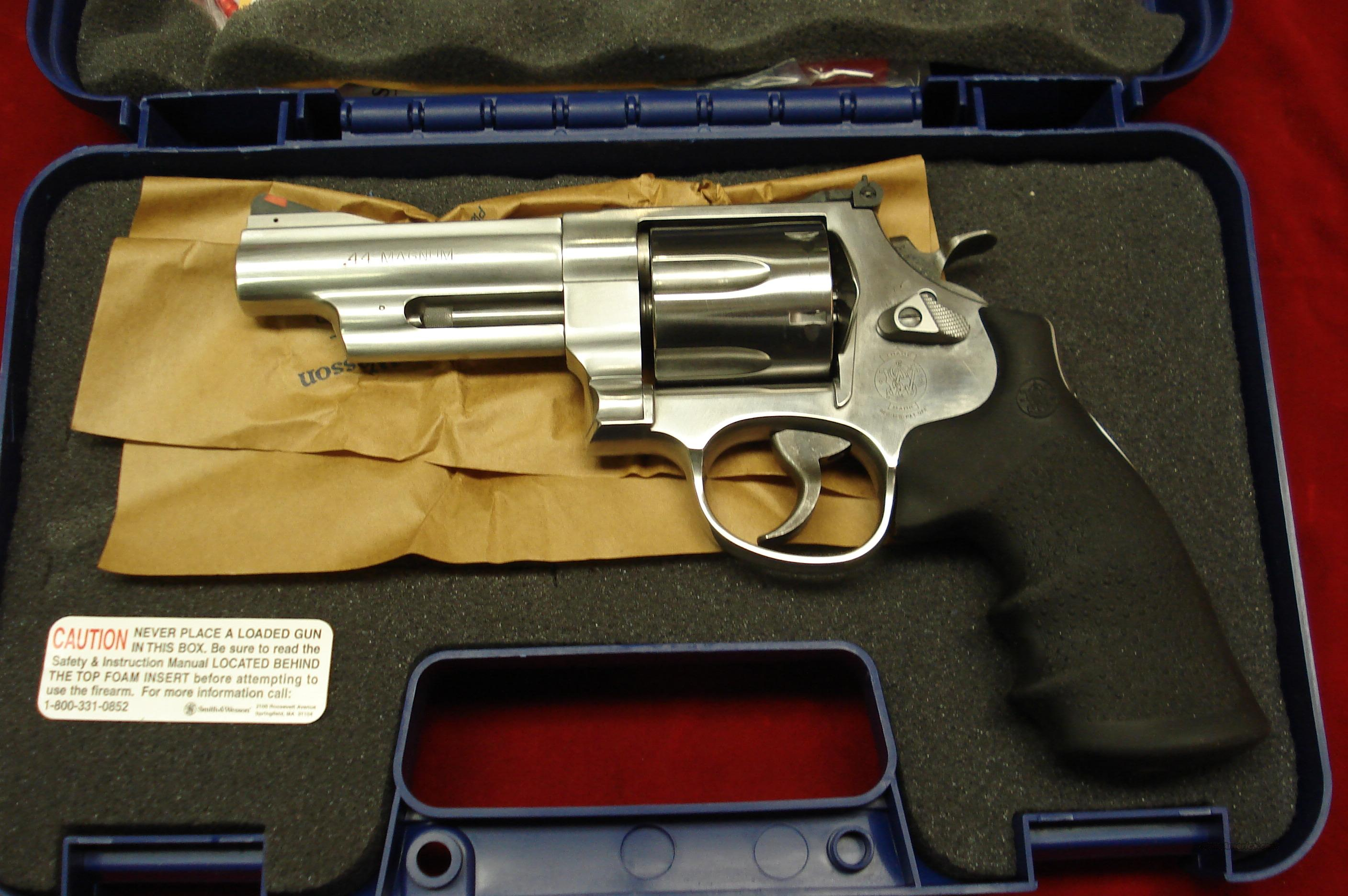 "SMITH AND WESSON MODEL 629 4"" 44MAG. NEW ""  Guns > Pistols > Smith & Wesson Revolvers > Model 629"