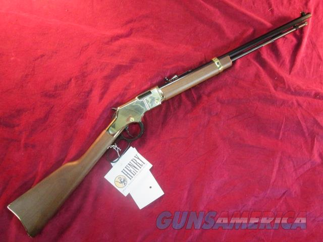 HENRY GOLDEN BOY .17HMR CAL. NEW  (H004V)   Guns > Rifles > Henry Rifle Company