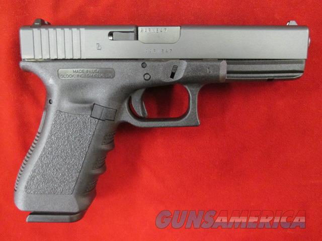 GLOCK 22 GEN 3 40CAL U.S. MADE NEW   (G2215US)   Guns > Pistols > Glock Pistols > 22