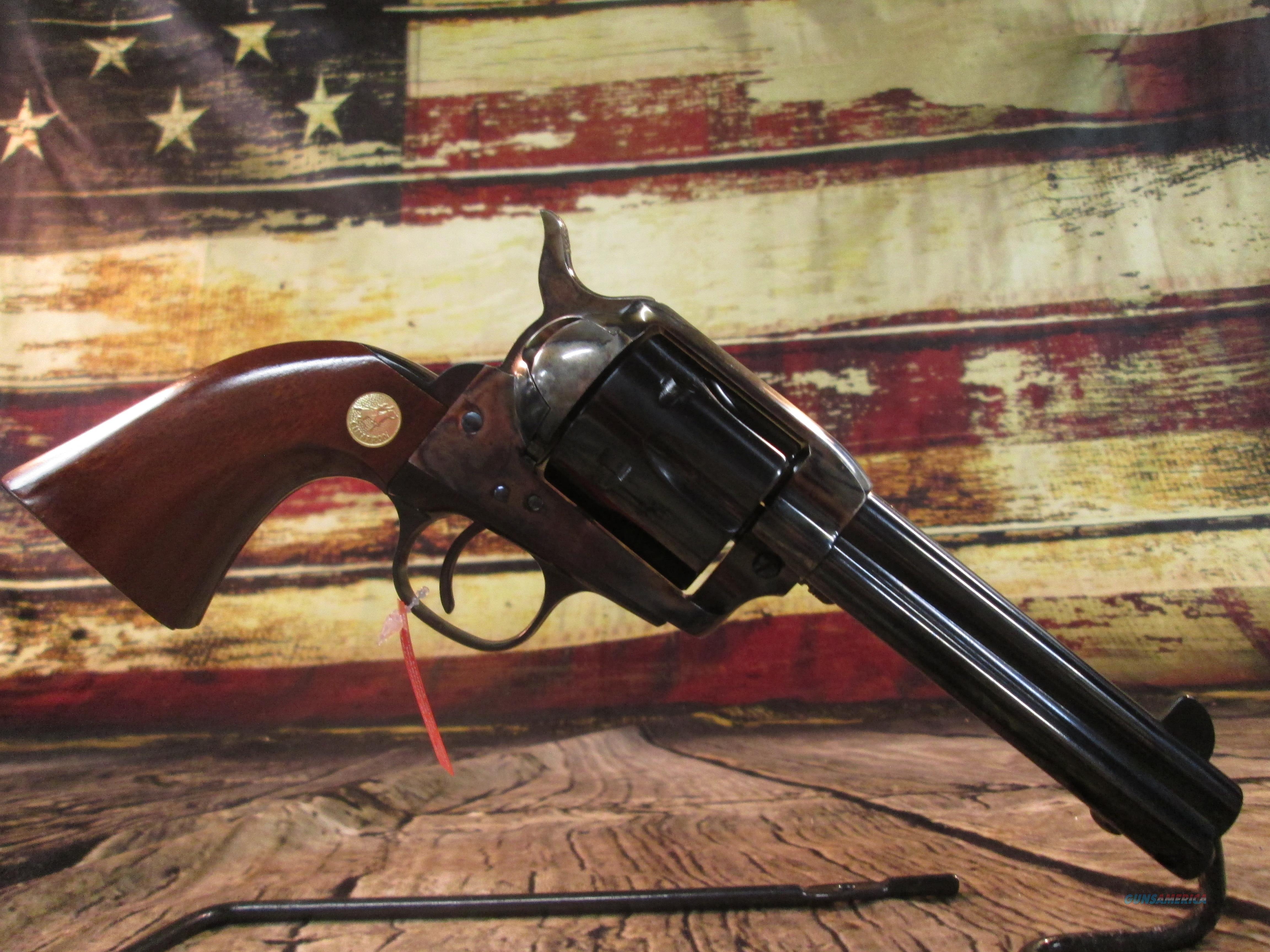 "CIMARRON (Uberti) MP410 MODEL P 45 LONG COLT 4.75"" NEW (MP410)  Guns > Pistols > Cimarron Pistols"