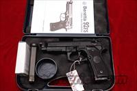 BERETTA M9A1 COMMERCIAL 9MM NEW IN THE BOX  Beretta Pistols > Model 92 Series