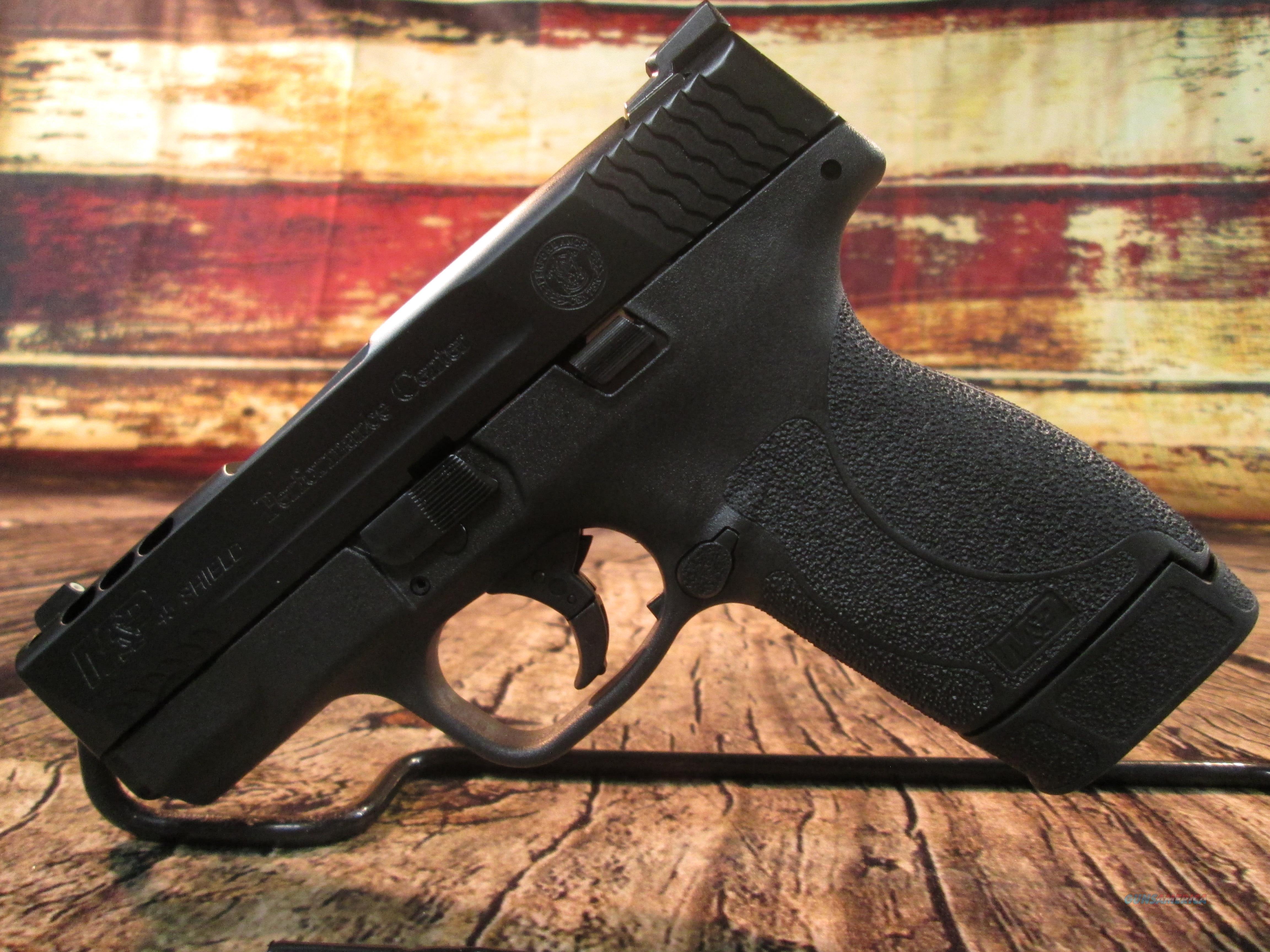 SMITH & WESSON  PERFORMANCE CENTER M&P SHIELD 45 ACP (11727)  Guns > Pistols > Smith & Wesson Pistols - Autos > Shield