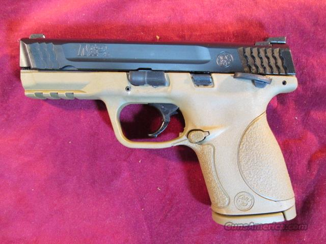 "SMITH AND WESSON M&P 45ACP 4"" W/THUMB SAFETY FLAT DARK EARTH NEW   (109158)   Guns > Pistols > Smith & Wesson Pistols - Autos > Alloy Frame"