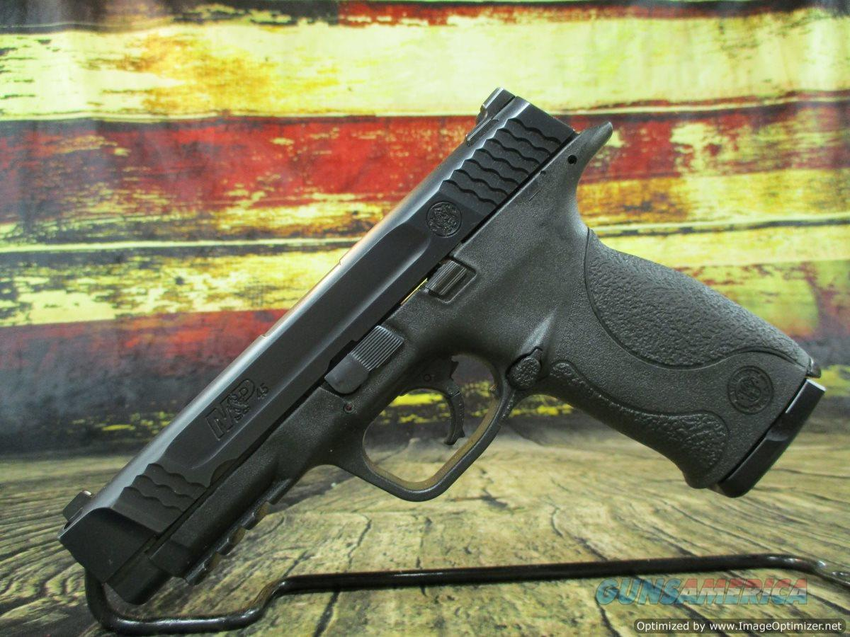 Smith & Wesson M&P 45 Full Size Black 45 ACP Used (63446)  Guns > Pistols > Smith & Wesson Pistols - Autos > Polymer Frame