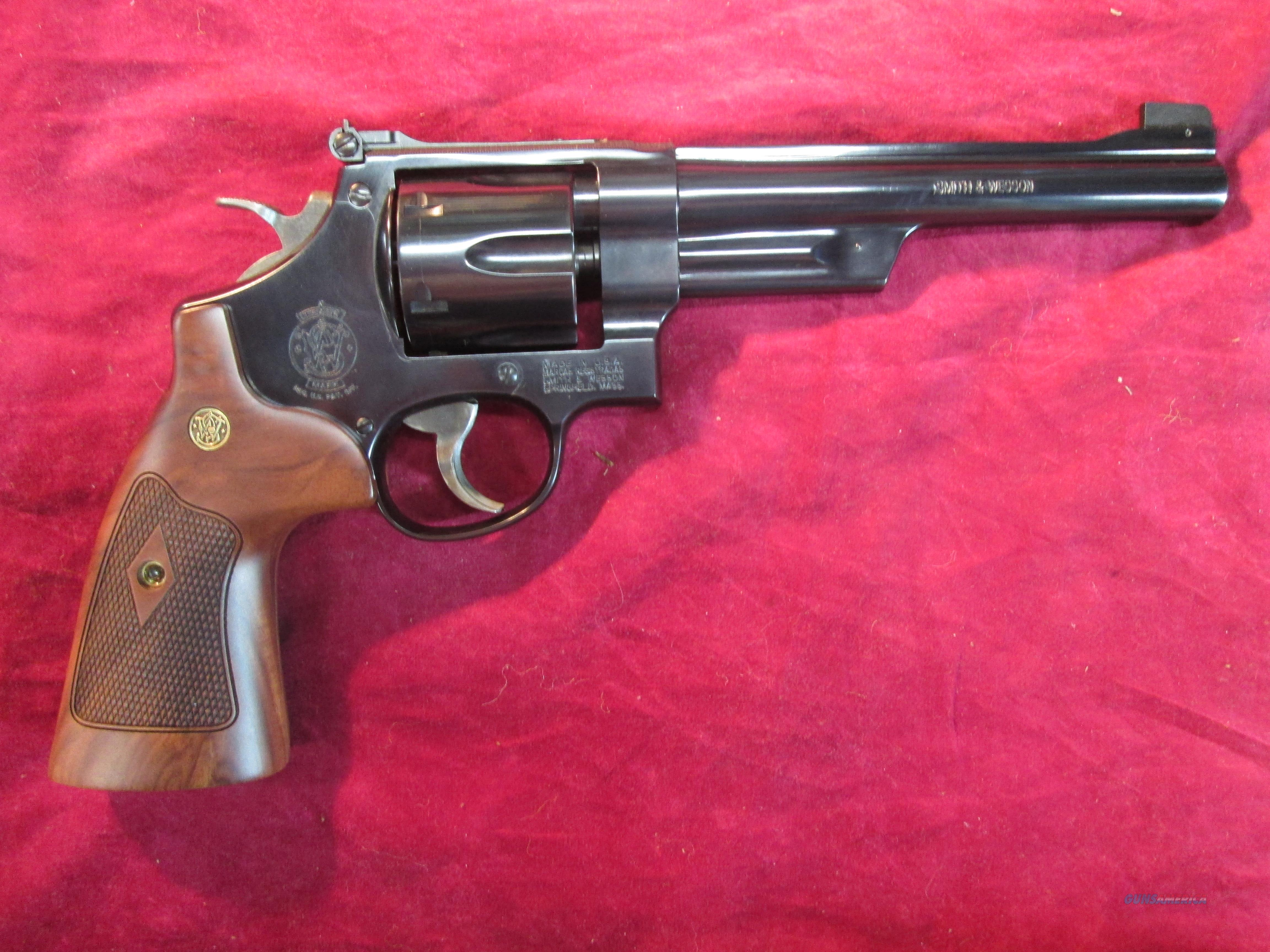 "SMITH AND WESSON MODEL 27 CLASSIC BLUE 357MAG 6.5"" NEW (150341)  Guns > Pistols > Smith & Wesson Revolvers > Full Frame Revolver"