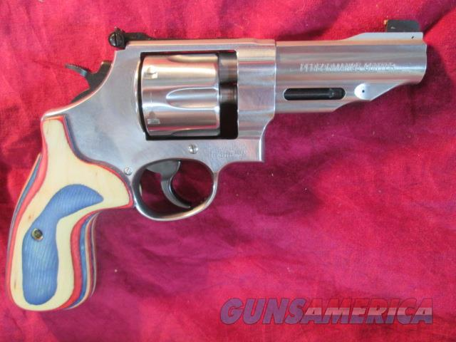 "SMITH AND WESSON 625 PERFORMANCE CENTER 4"" STAINLESS 45ACP NEW  (170161)    Guns > Pistols > Smith & Wesson Revolvers > Performance Center"